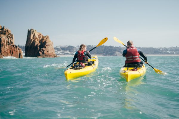 Visit Jersey Kayaking