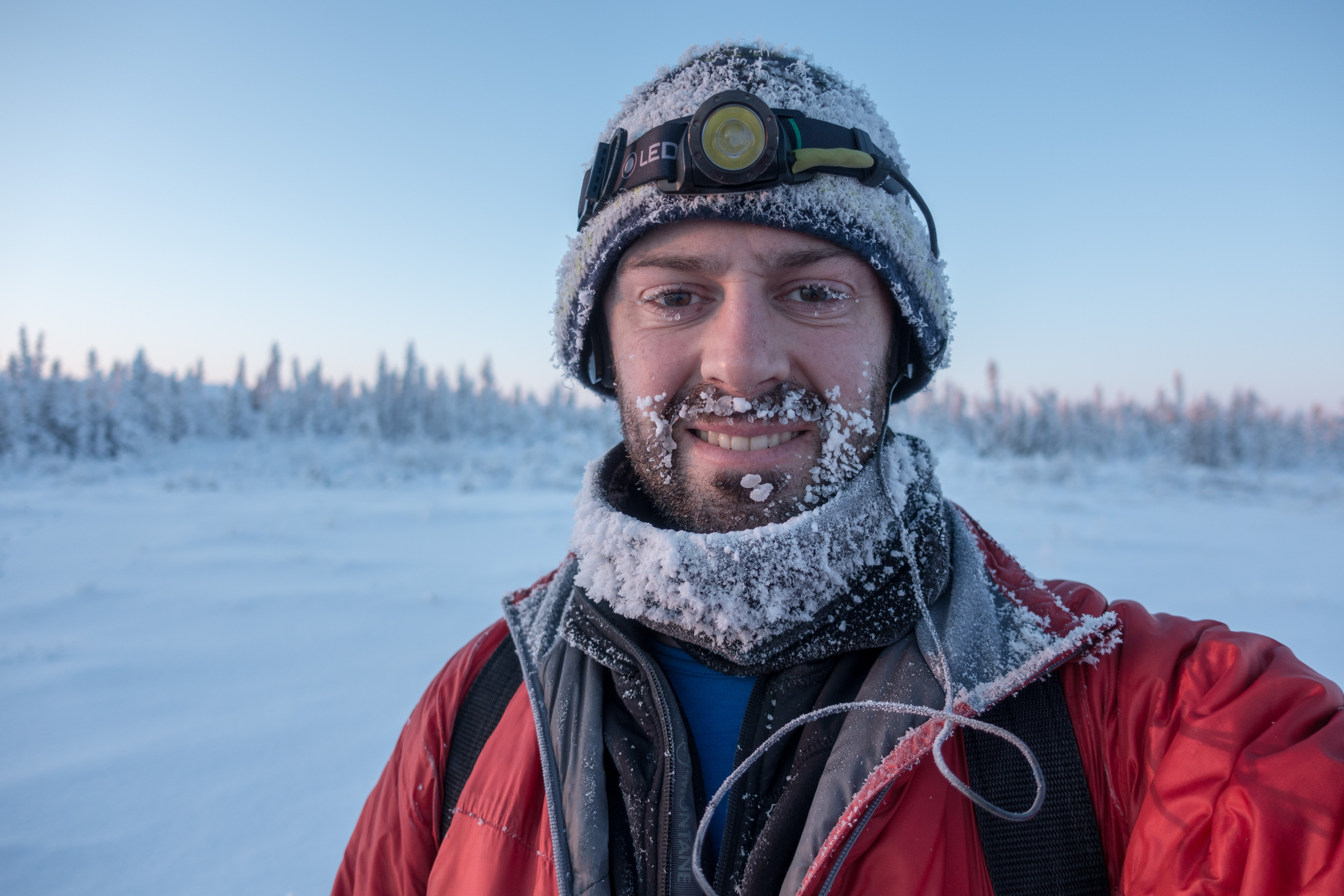 "Alex Hibbert on his new book and ""athletically demanding Arctic journeys"" for 2019"