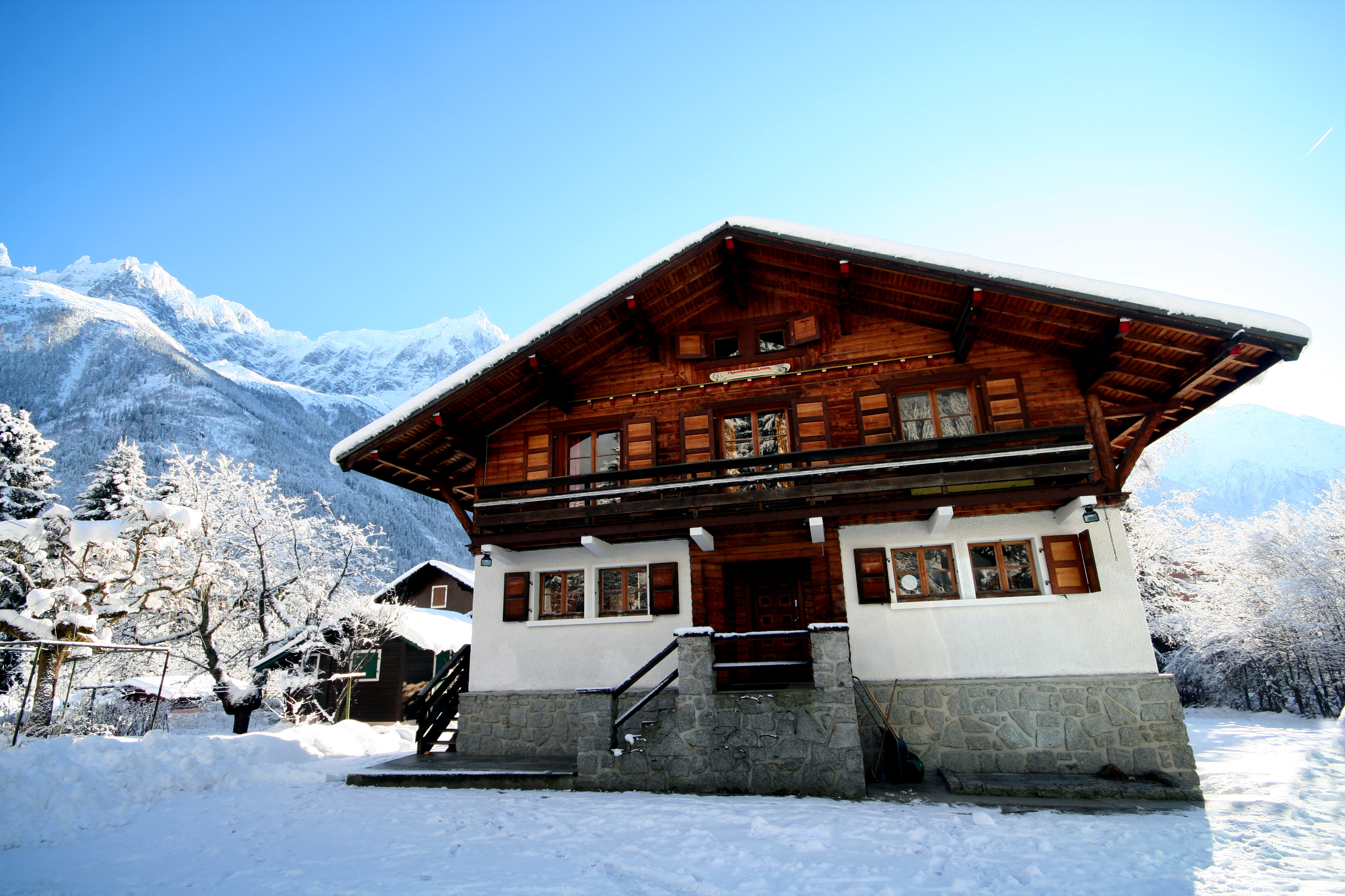 Join 'Our Retreat' in Chamonix this February