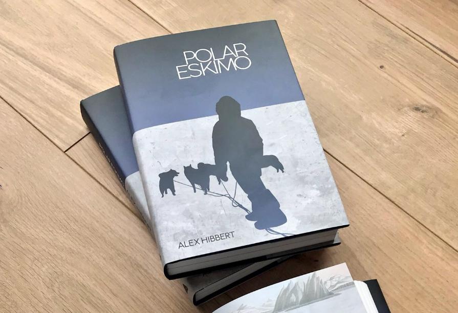 Fireside Reading: Polar Eskimo by Alex Hibbert