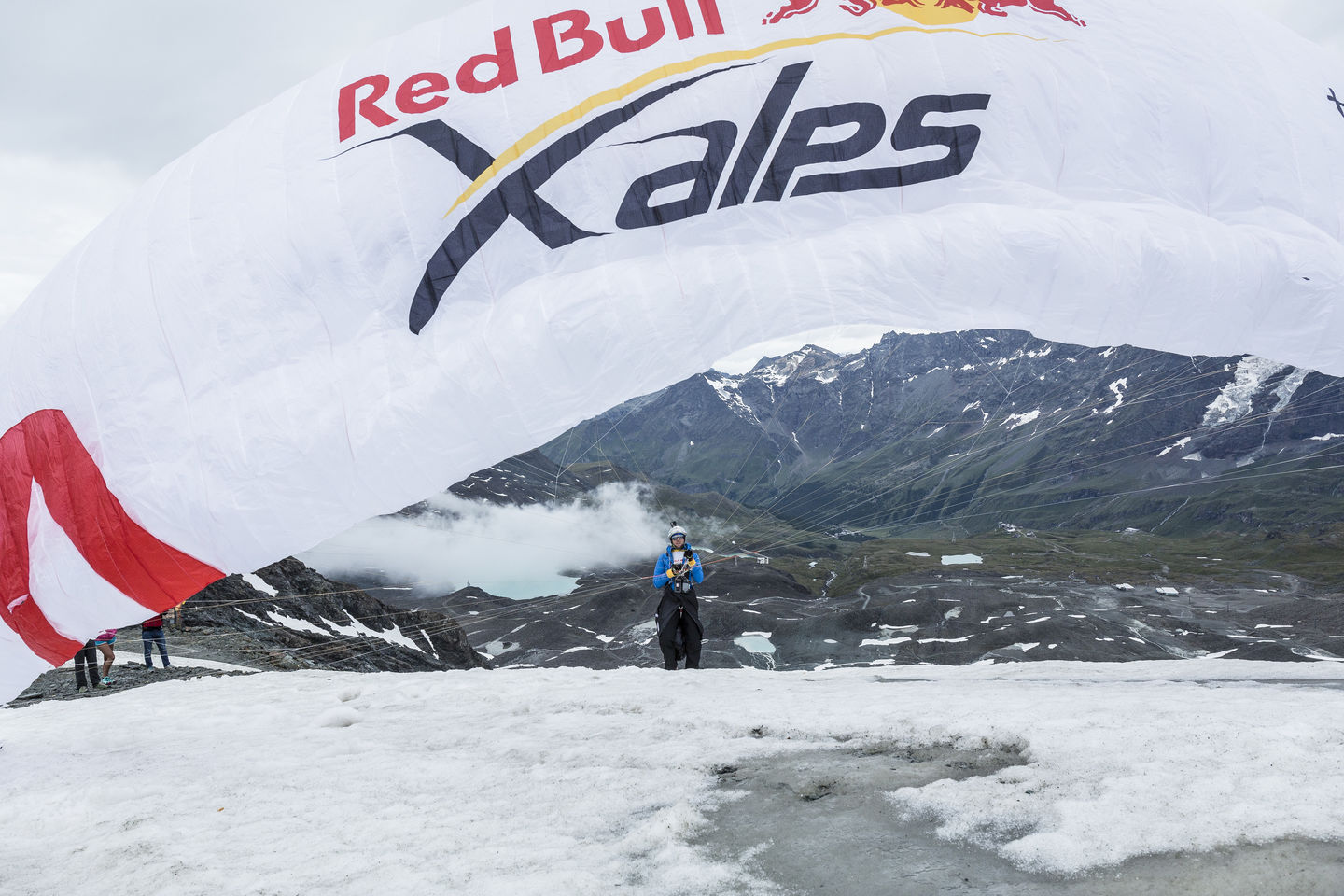 Meet the paraglider pilots competing in the Red Bull X-Alps