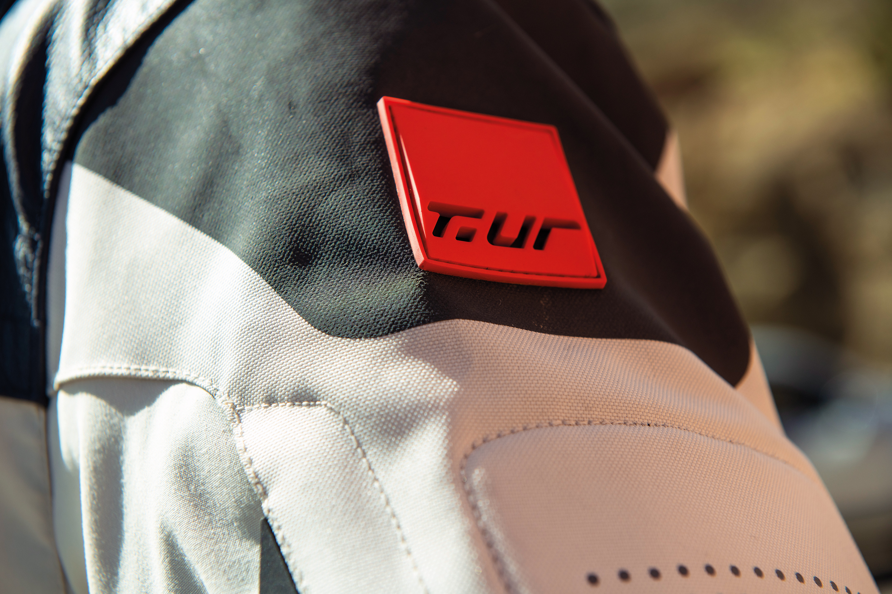 New motorcycle clothing brand called T.ur