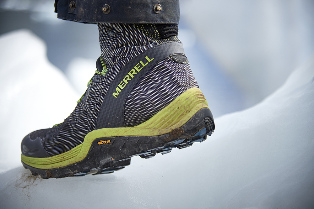New Kit: Thermo Rogue boots from Merrell