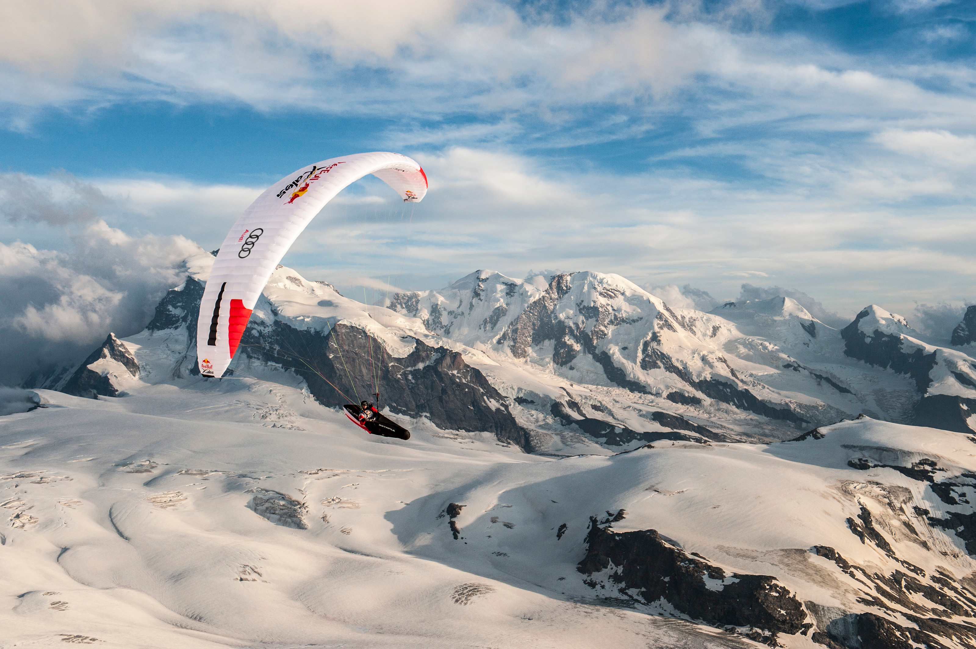 Red Bull X-Alps starts this week – meet the athletes