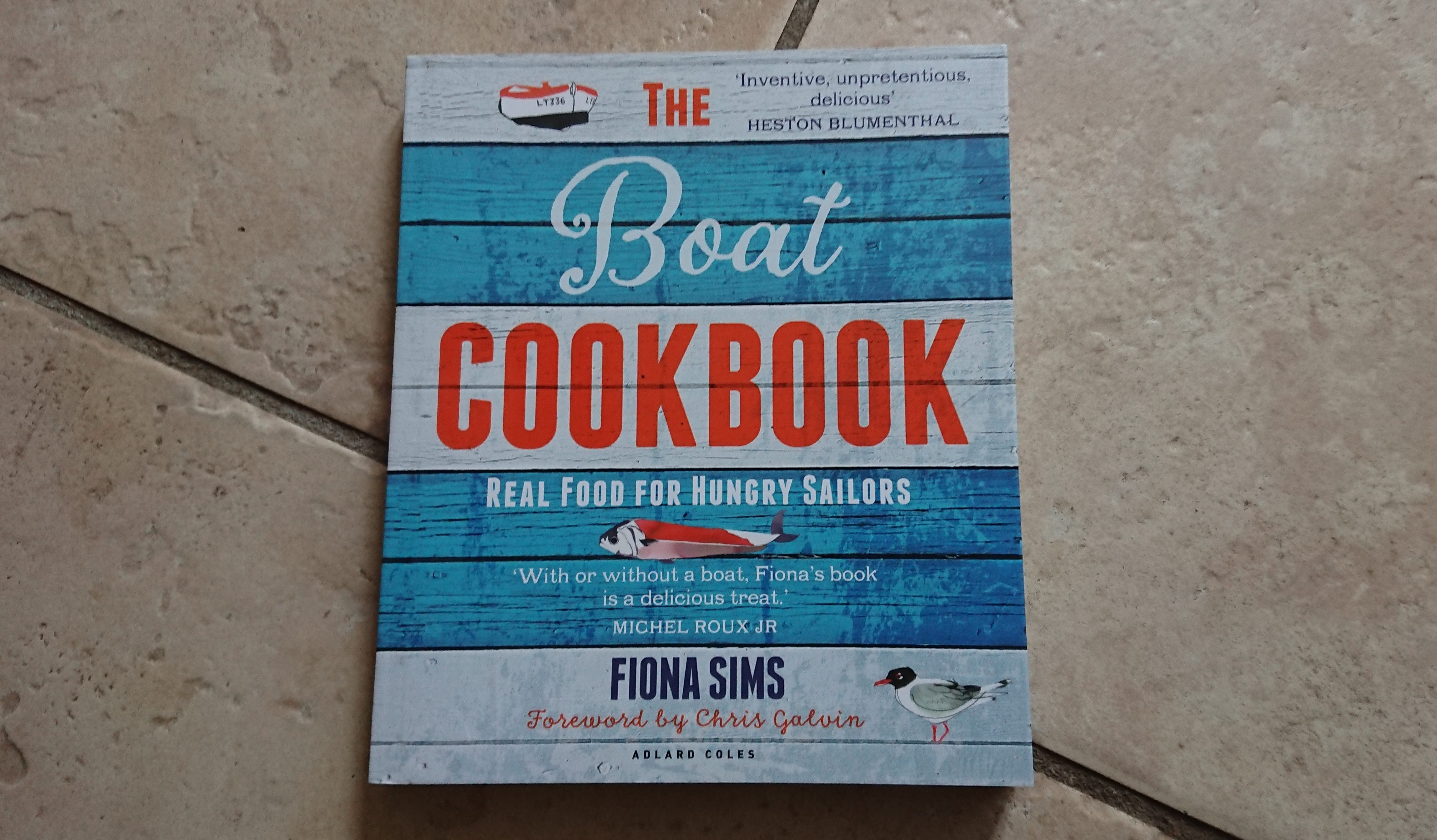 Fireside Reading: The Boat Cookbook