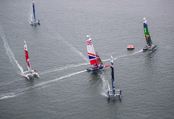 Your mini guide to SailGP – five rounds of F50 racing with a UK round in August