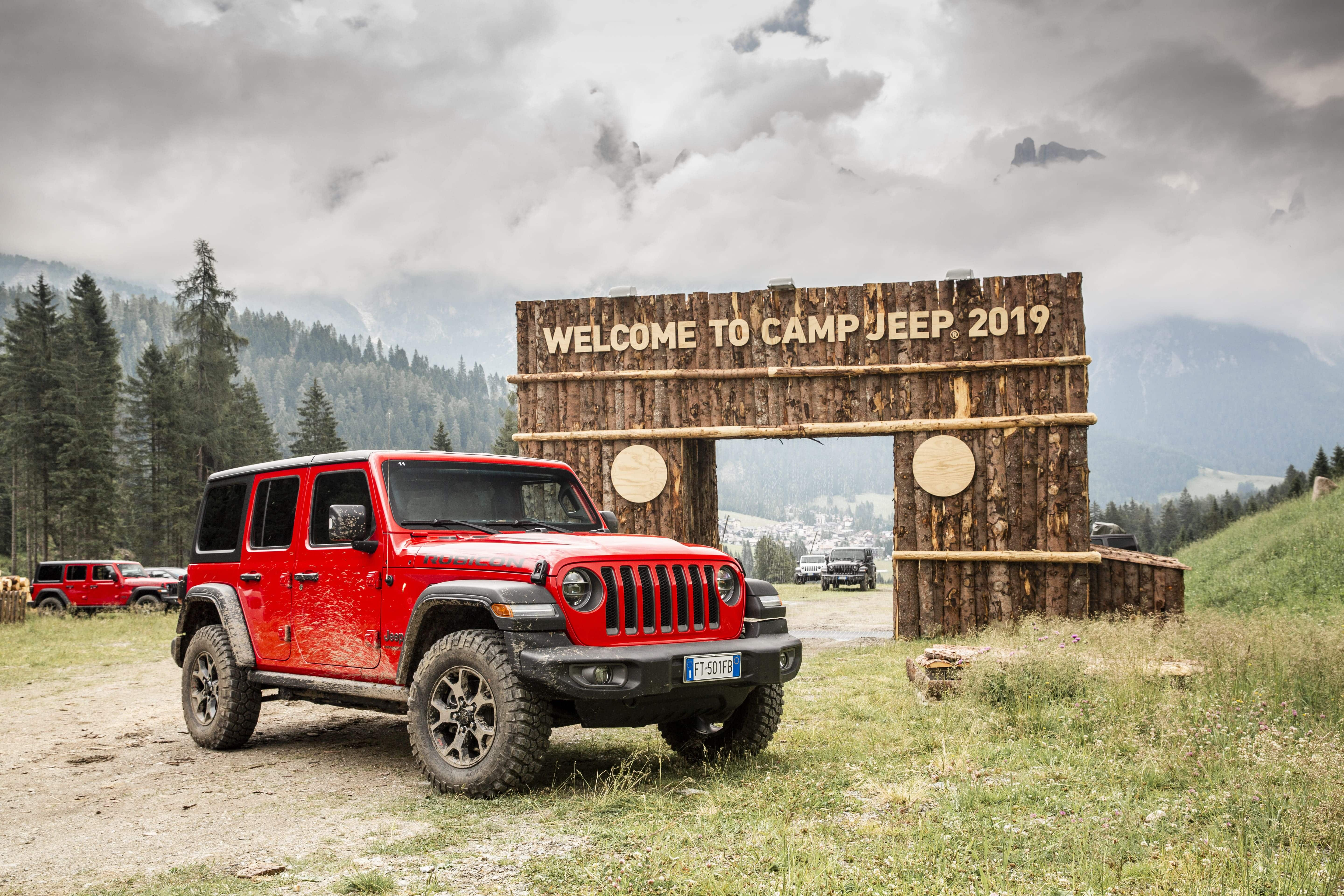 Adventure 52 at Camp Jeep 2019