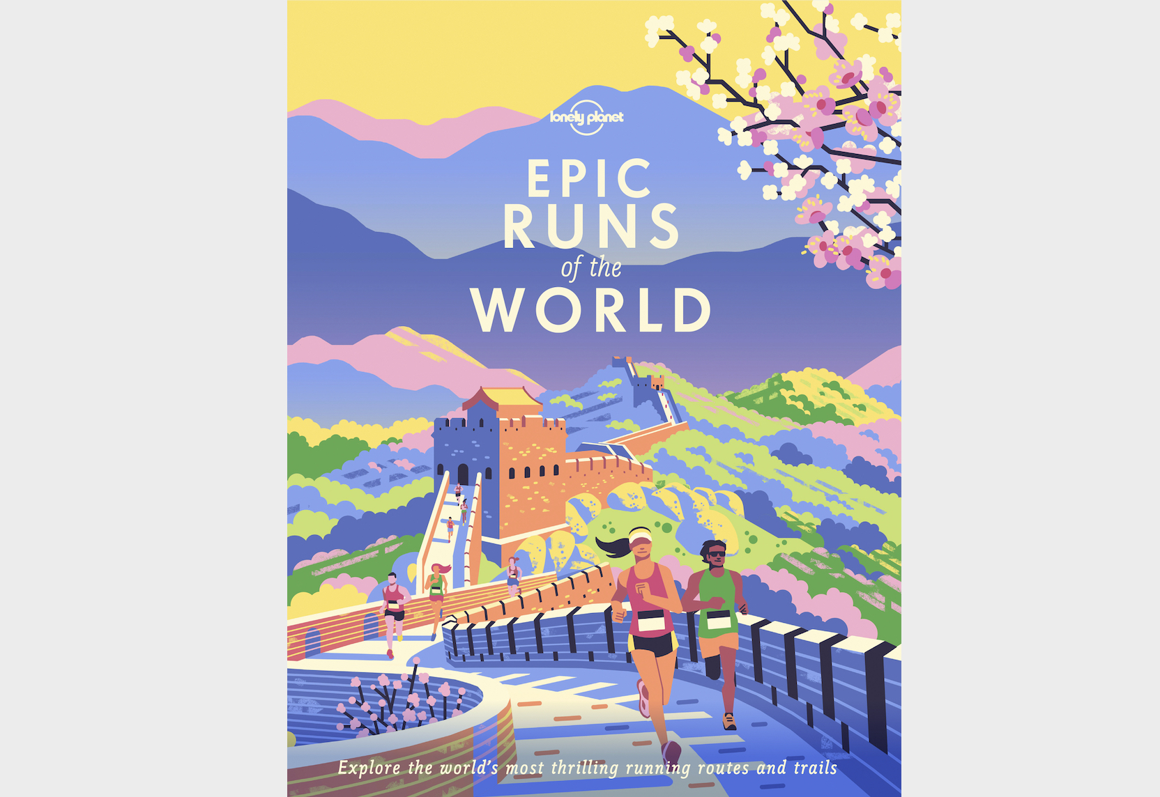 Fireside Reading: Epic Runs of the World