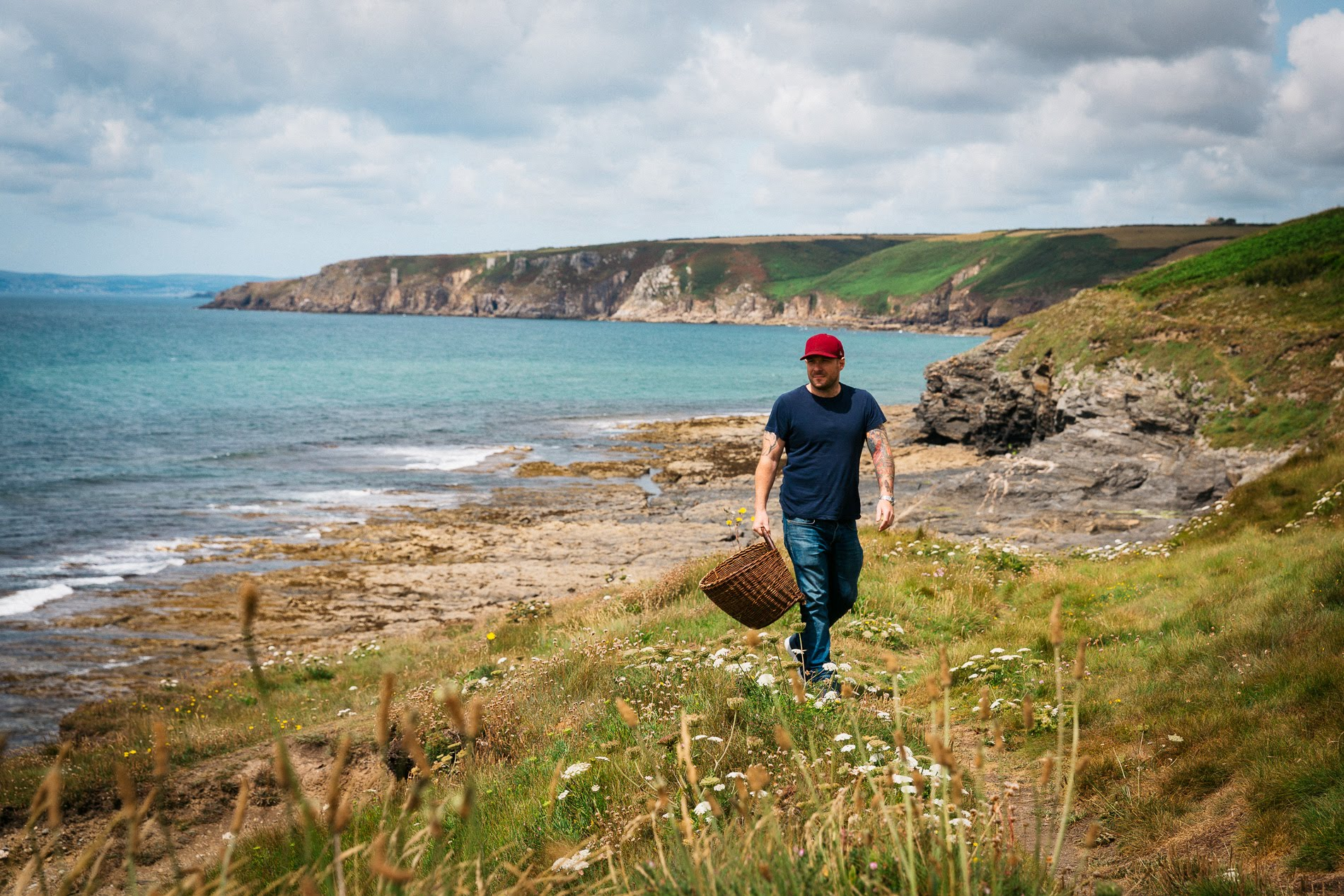 Chef Neil Rankin's coastal adventure in search of unique ingredients