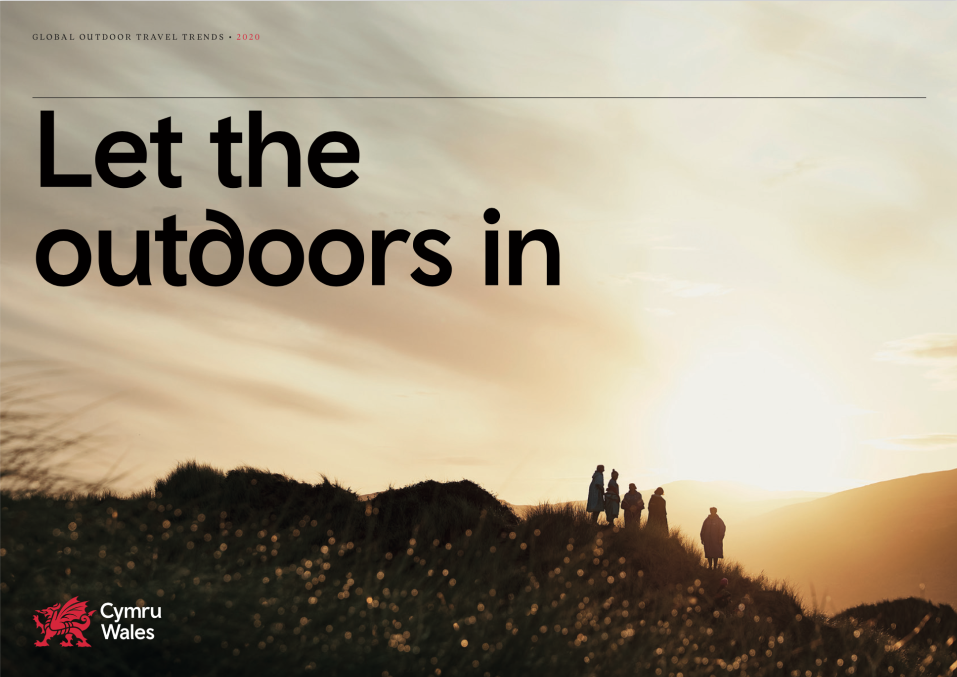 Five outdoor trends being boosted by Visit Wales