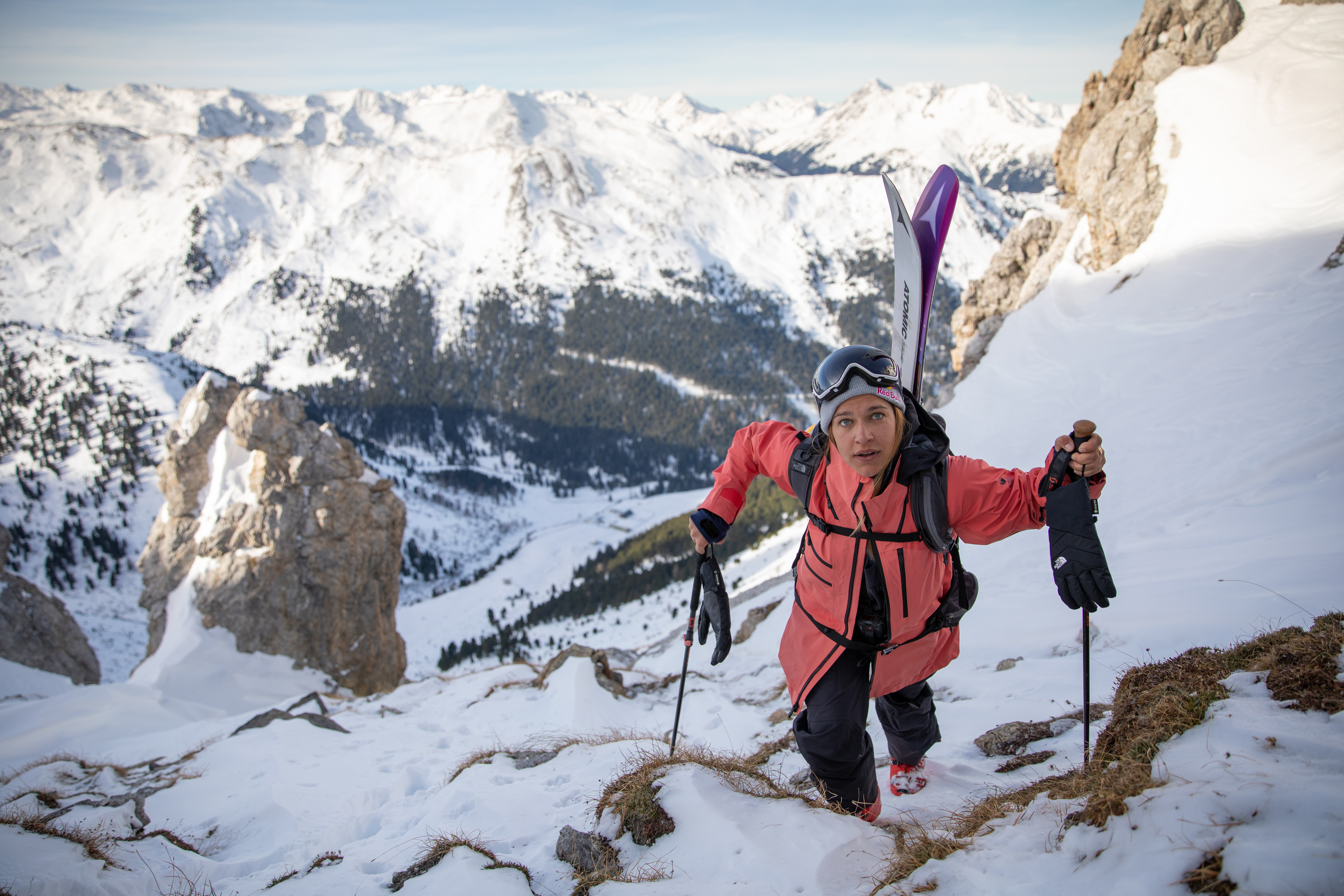 Arianna Tricomi joins The North Face Global athlete team