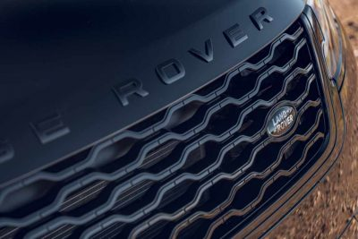 Range Rover Velar R-Dynamic Black limited edition