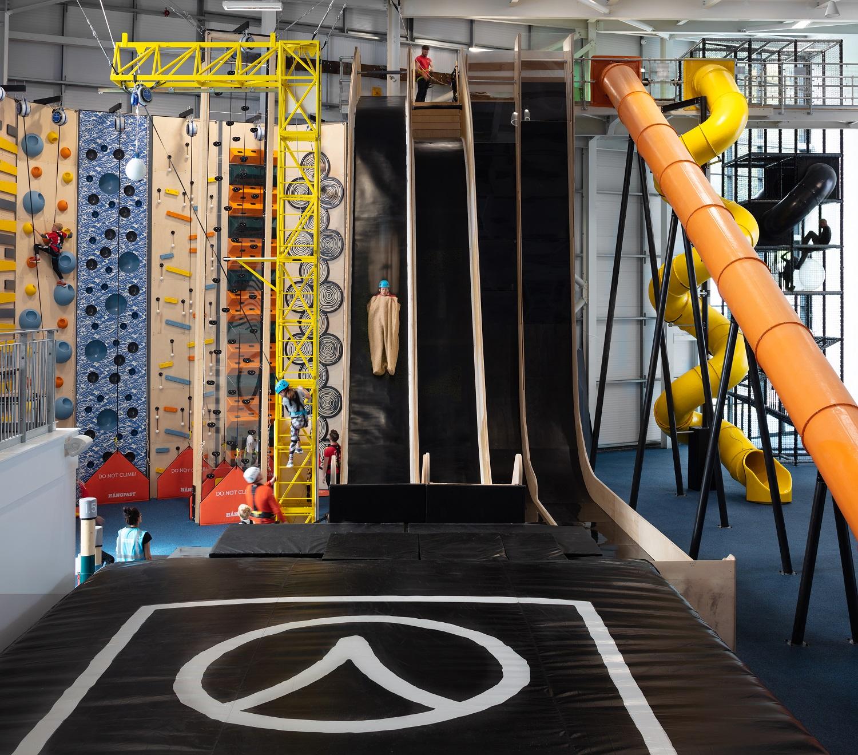 Adrenaline Indoors opens at Adventure Parc Snowdonia