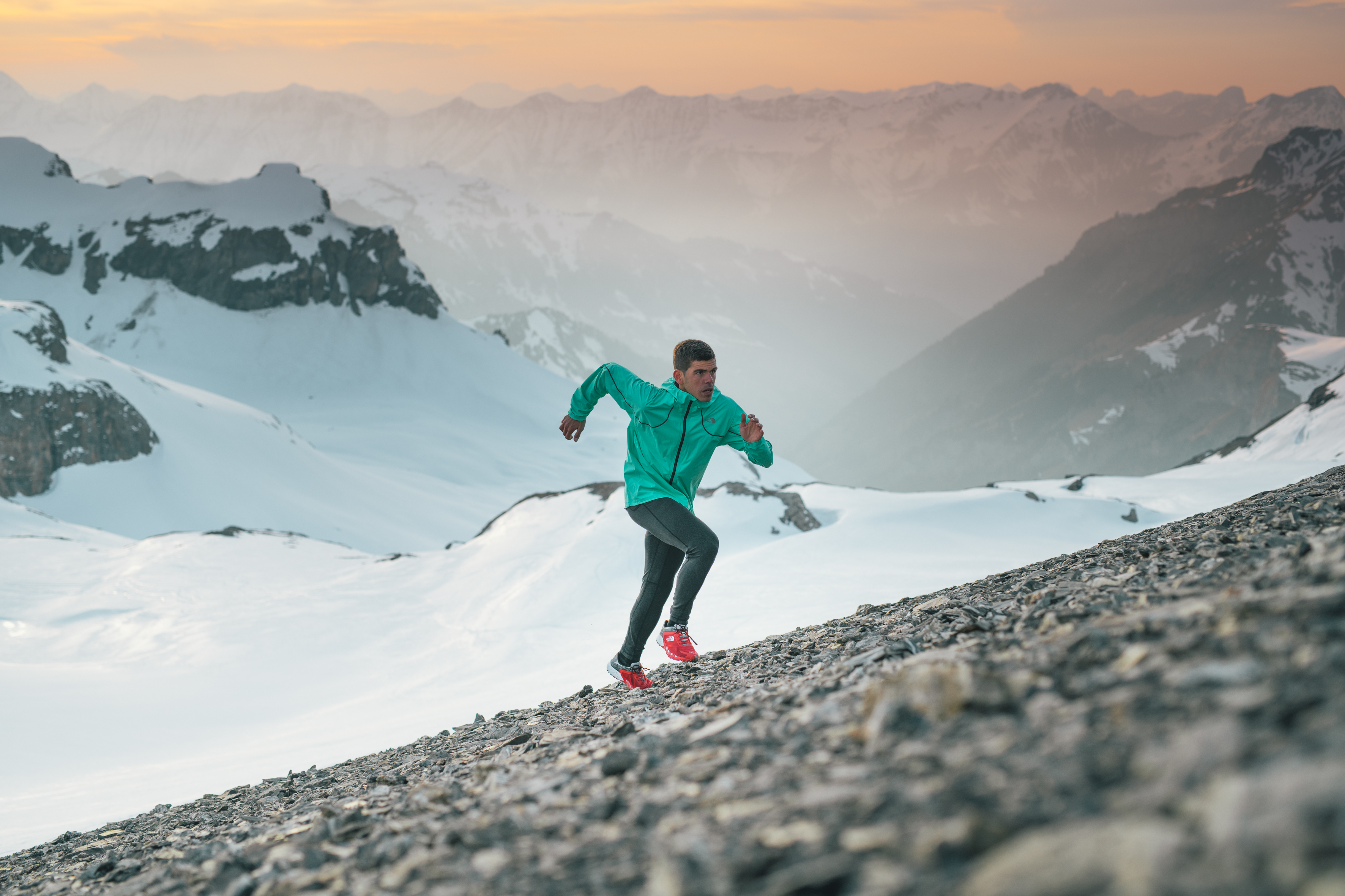January training kit from The North Face to help you get outside