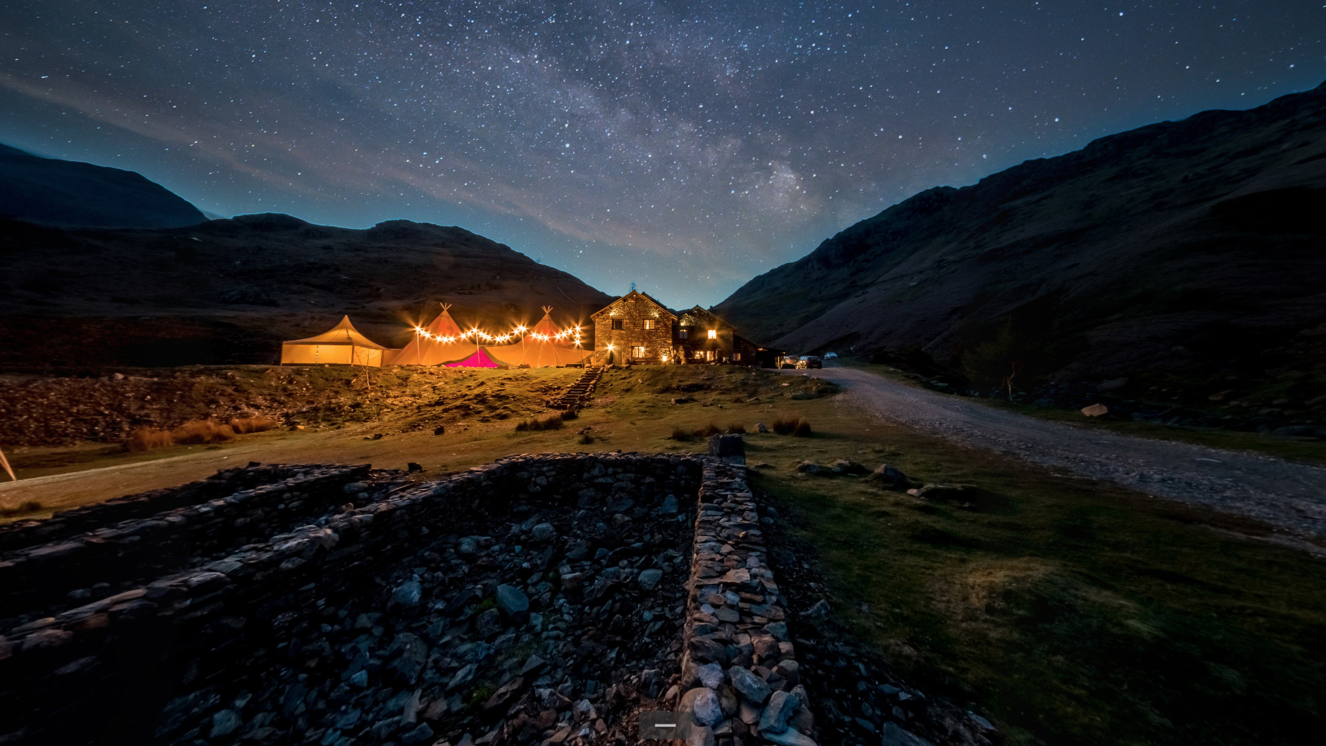 Go to Cumbria's first Dark Skies Festival at the end of February