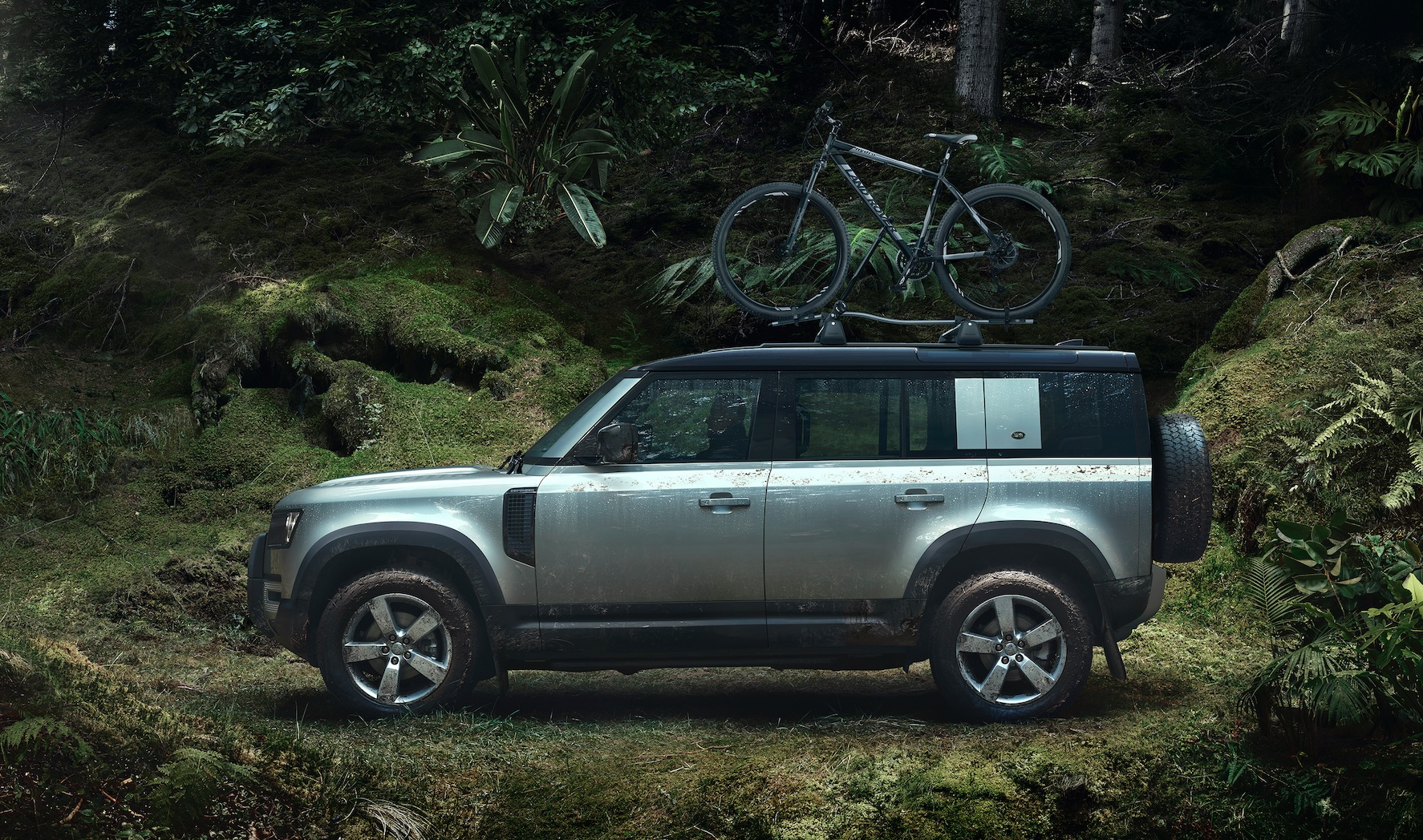 Drive the new Defender at the Keswick Mountain Festival in May