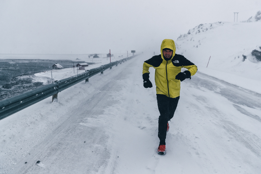 Pau Capell's 250km run in Norway looks brutally cold but epic