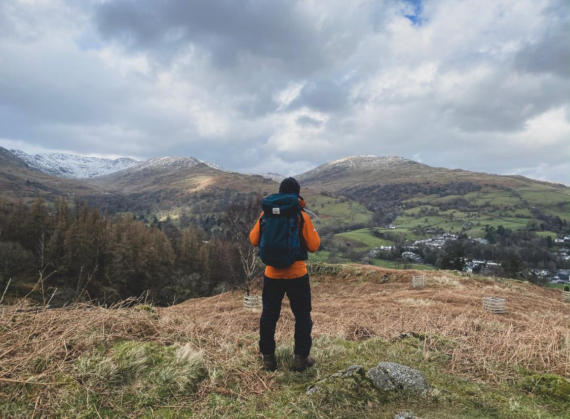 A winter weekend in Ambleside