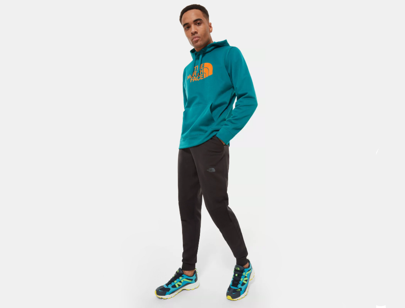 Home training outfits from The North Face