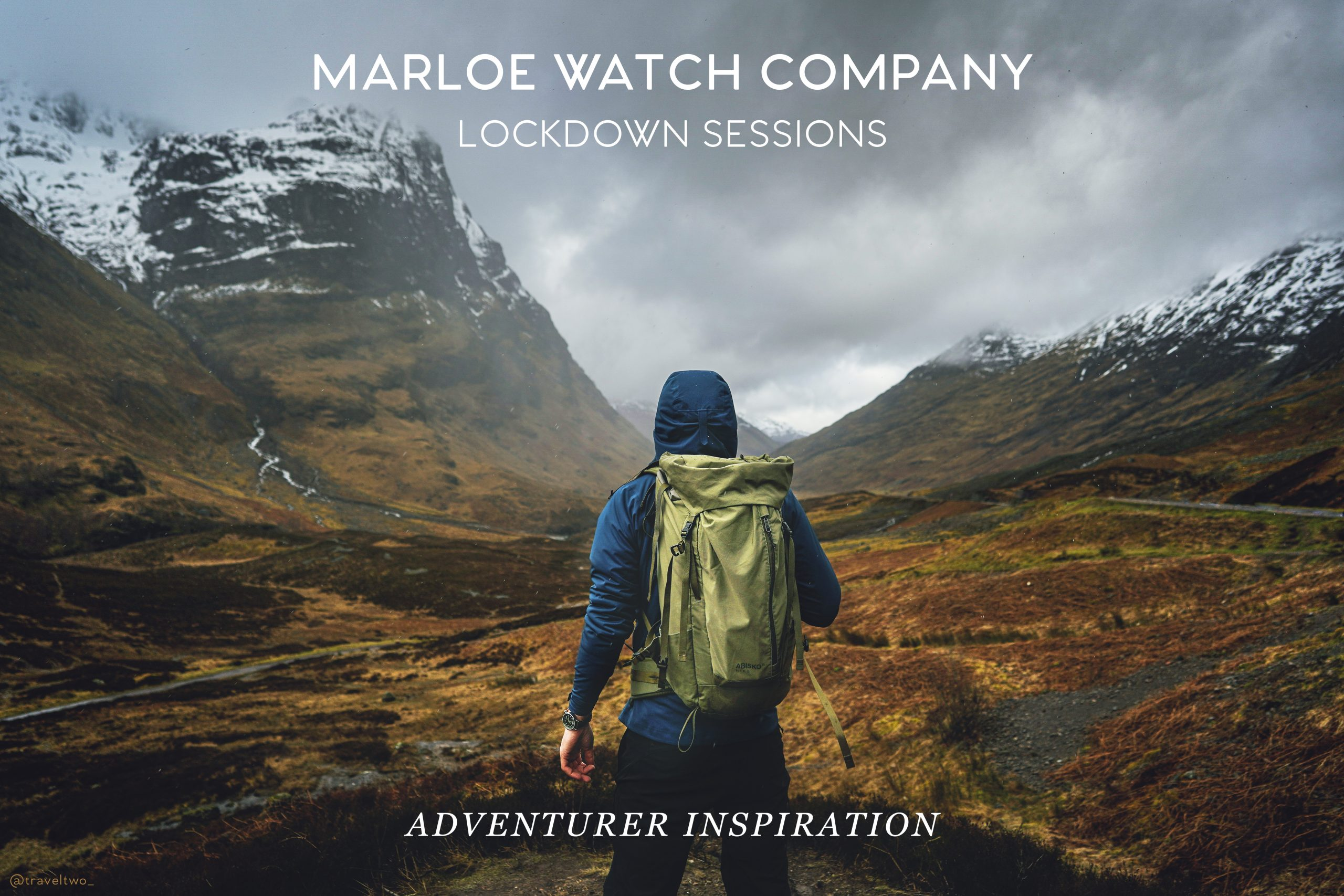 Tune in for the Marloe Watch Company 'Lockdown Sessions'