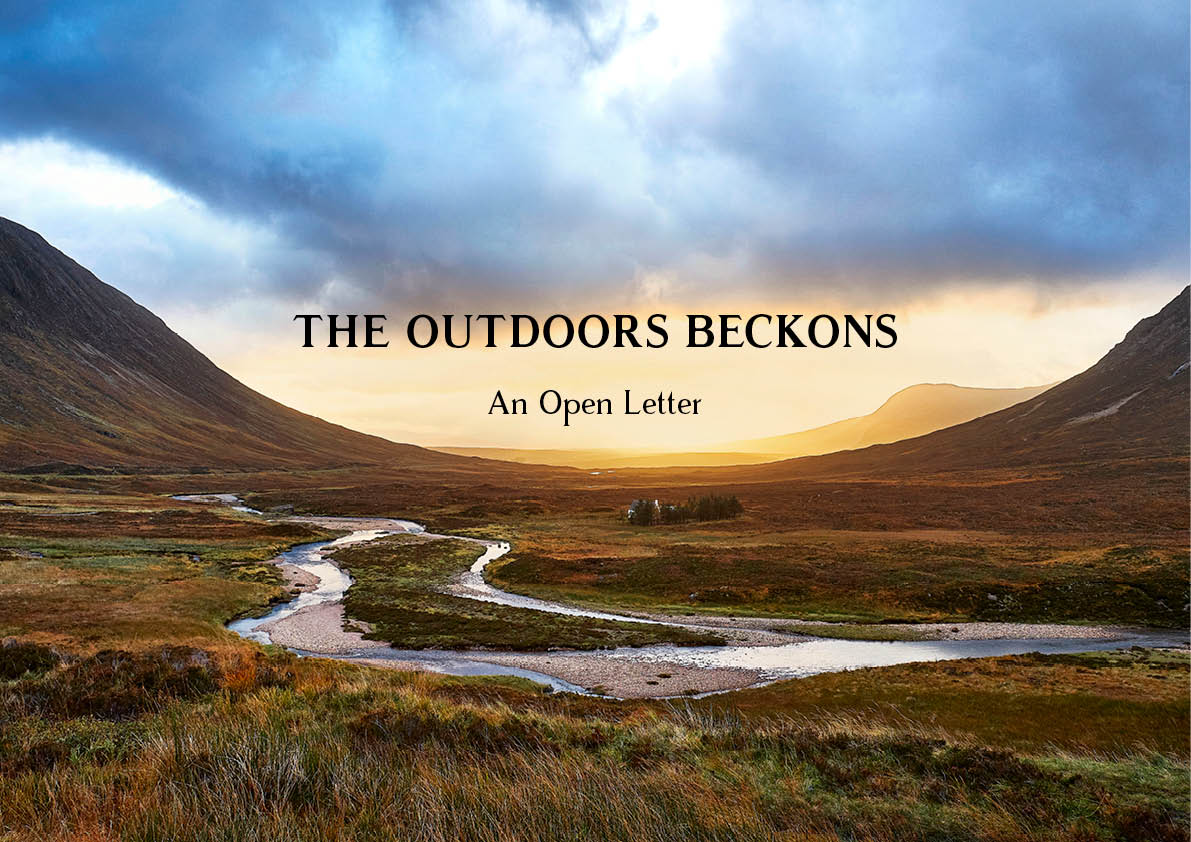 Osprey publishes open letter to the Outdoor Community