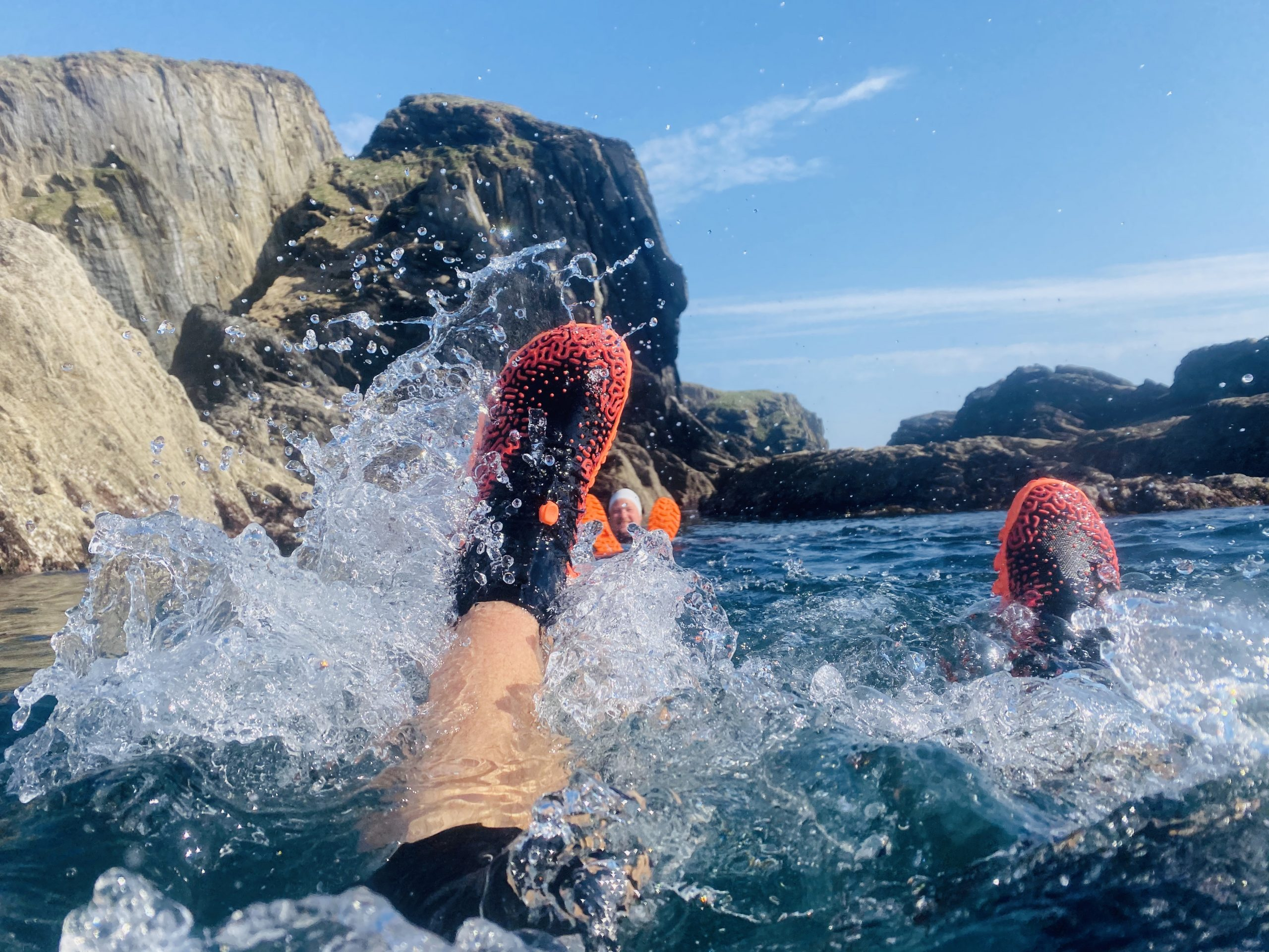 Vivobarefoot's new Tempest swimrun shoes