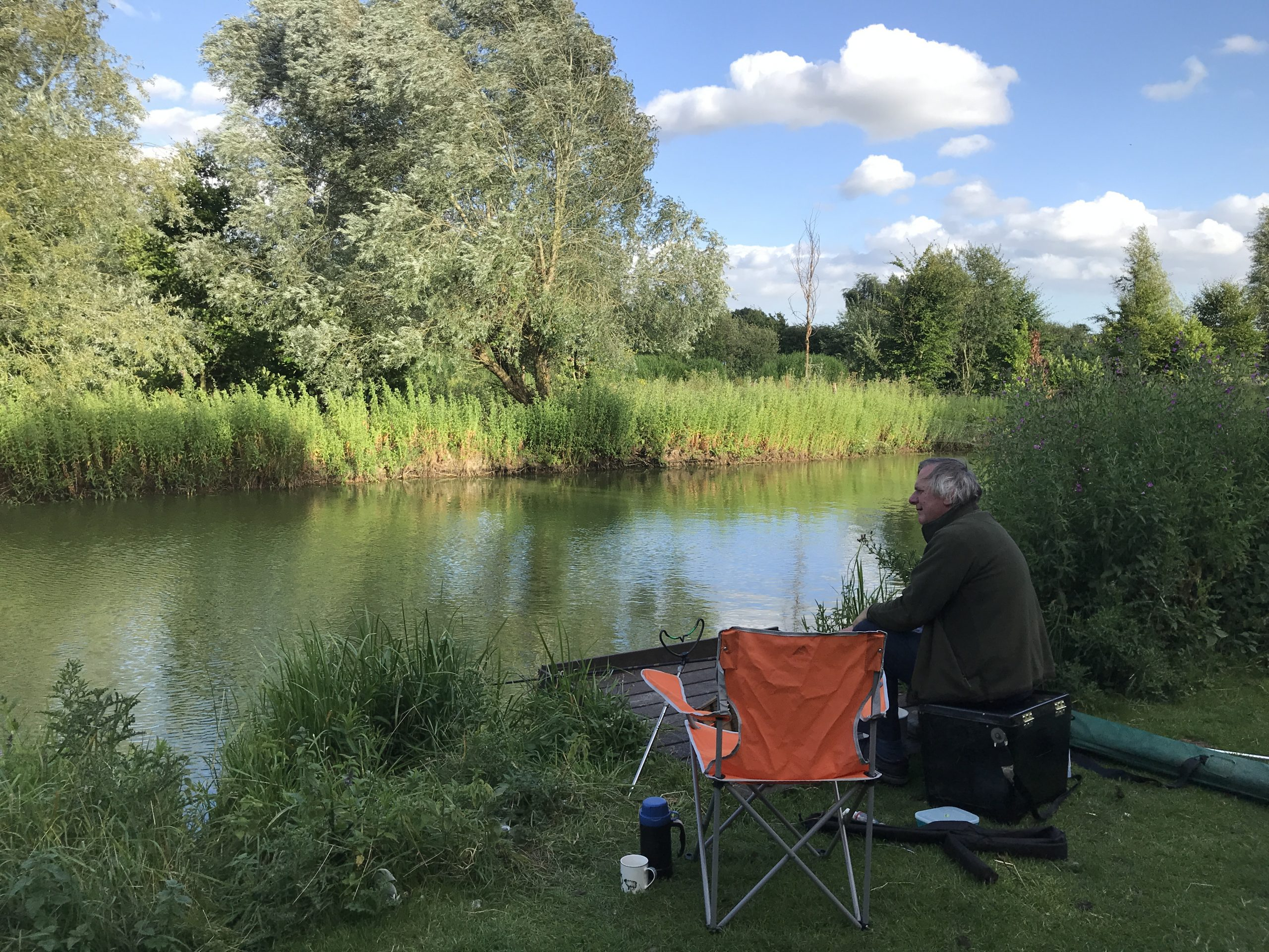 'Take A Friend Fishing' campaign runs until 19th July