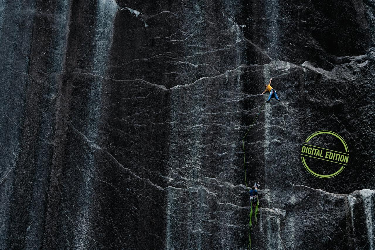 Arc'teryx to run a Digital Climbing Academy in August