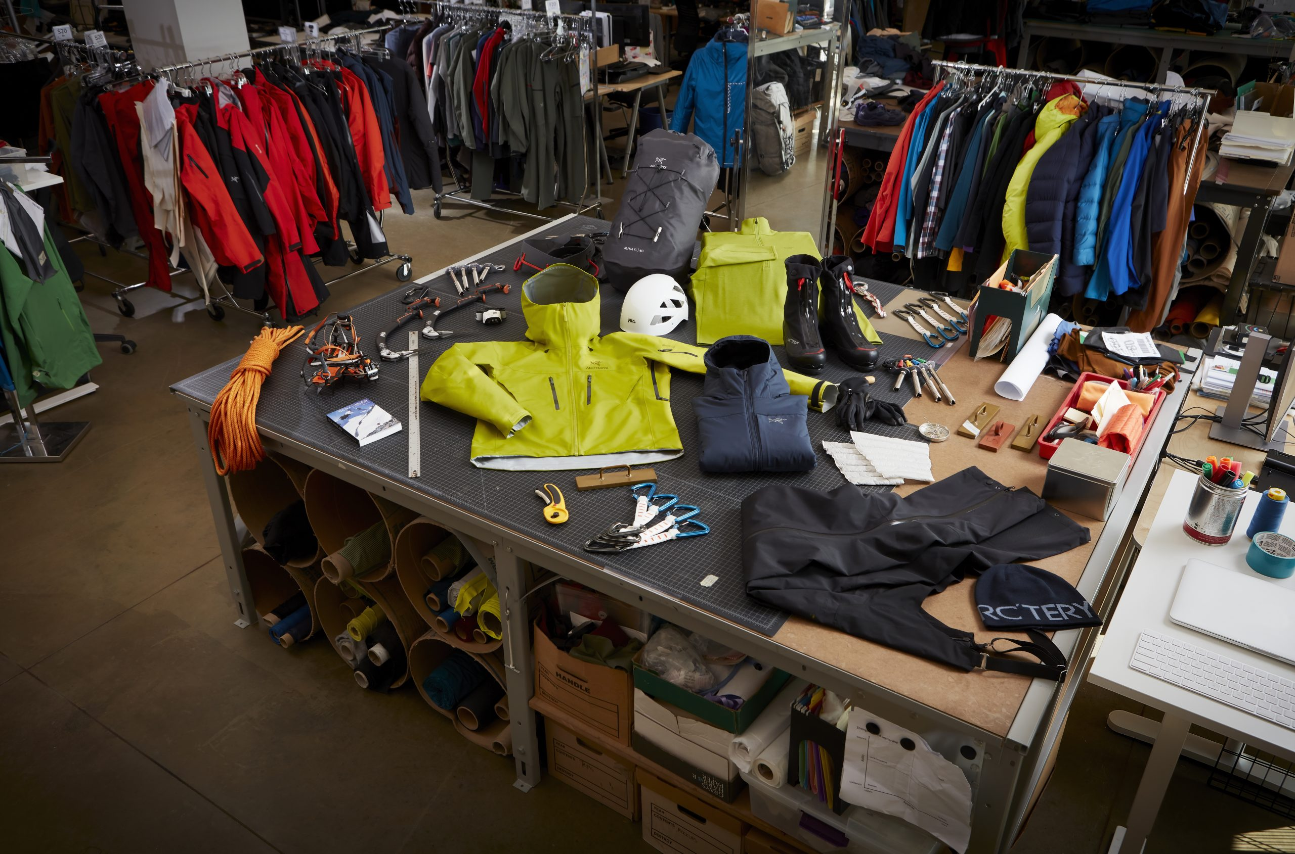 What is the new 'GORE-TEX PRO Most Rugged' fabric?