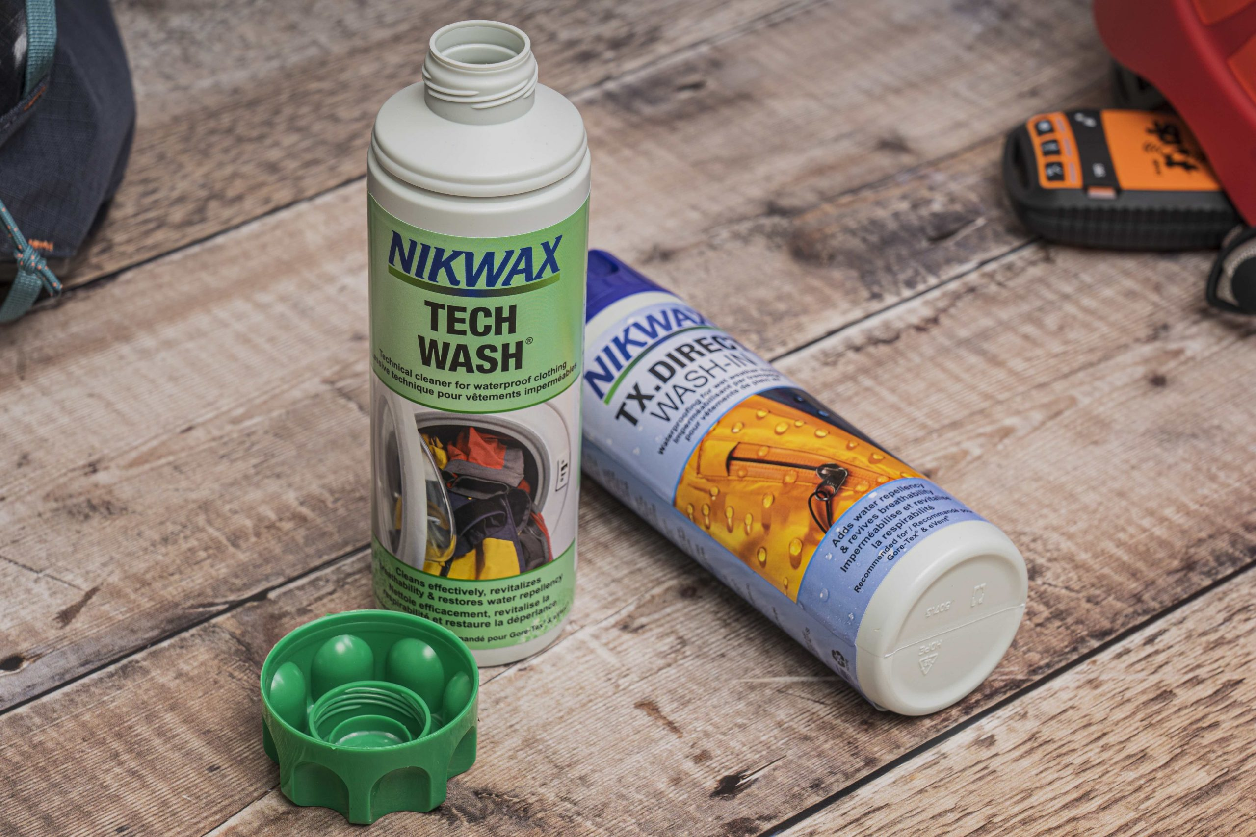 Nikwax Tech Wash comes out top in independent test