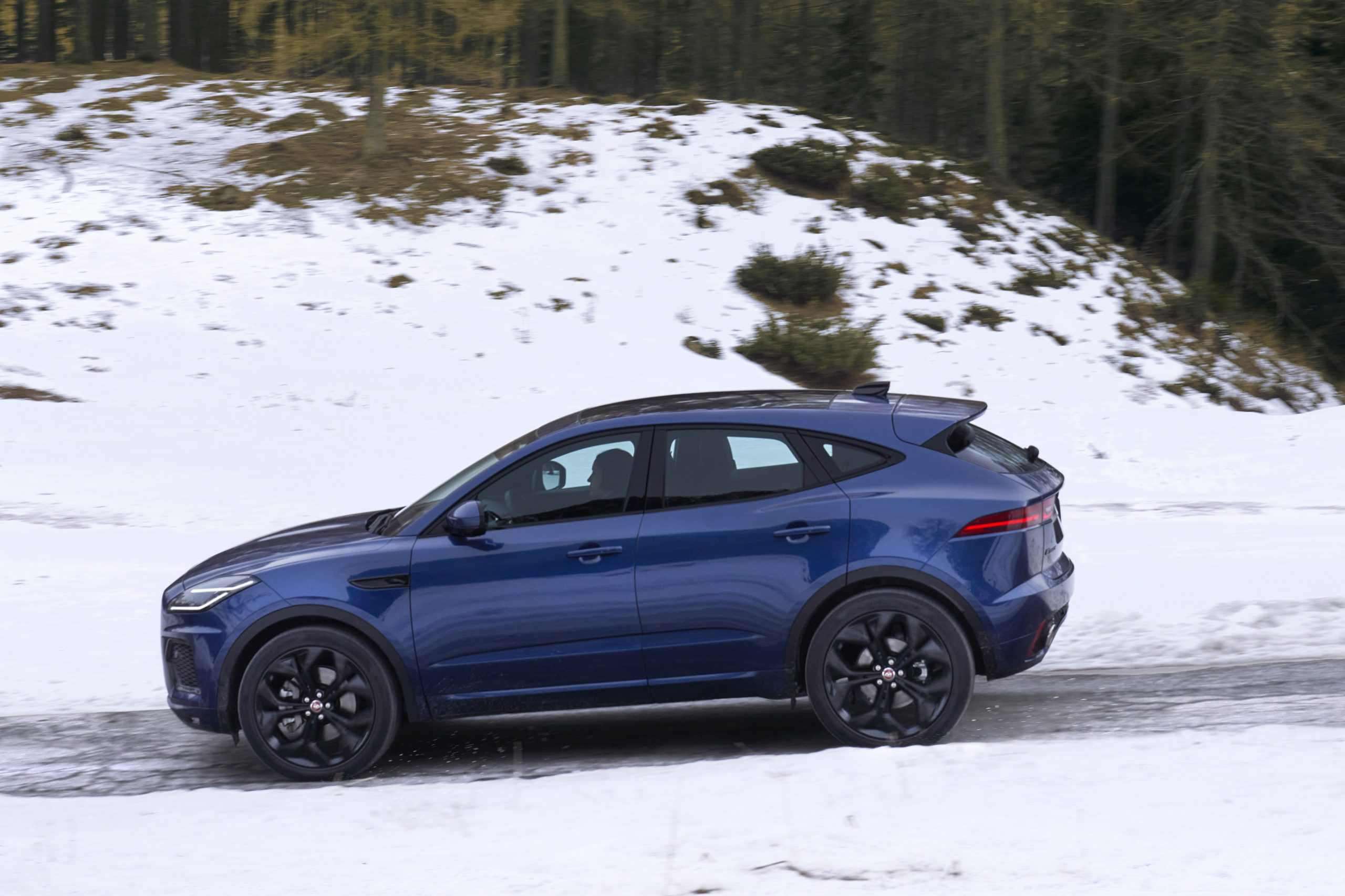Jaguar E-PACE now available with PHEV and MHEV options