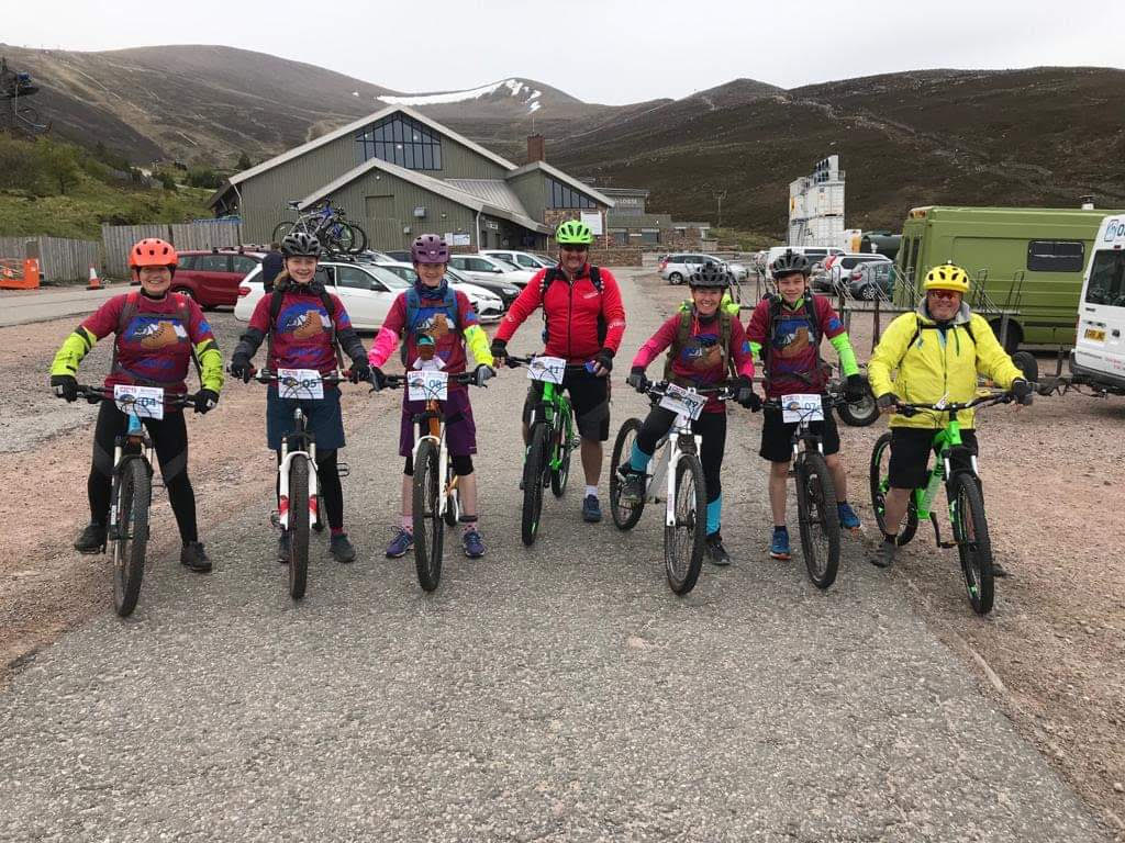 Sign up for the Cairngorm to Coast