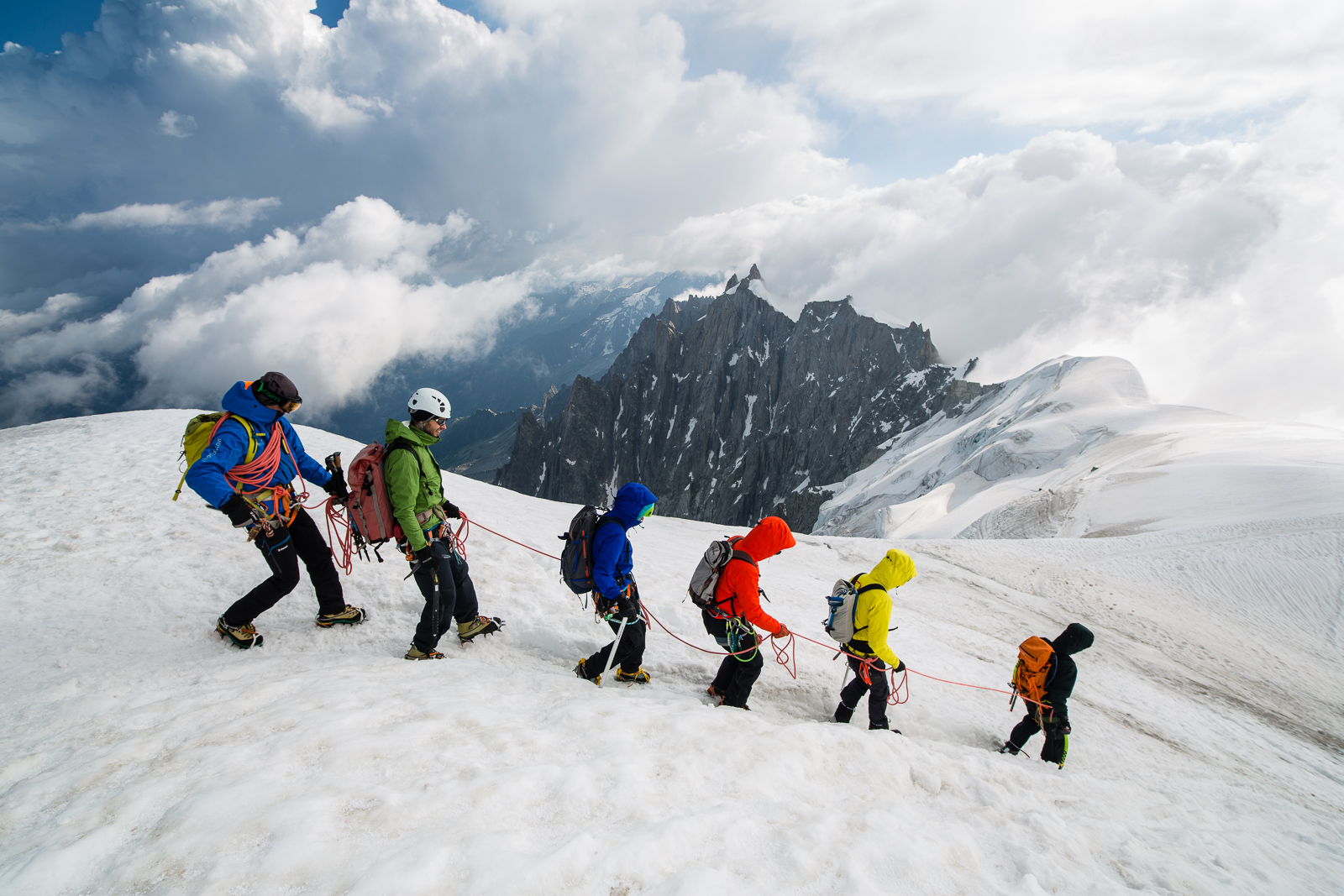 Arc'teryx Alpine Academy hopes to go ahead this July