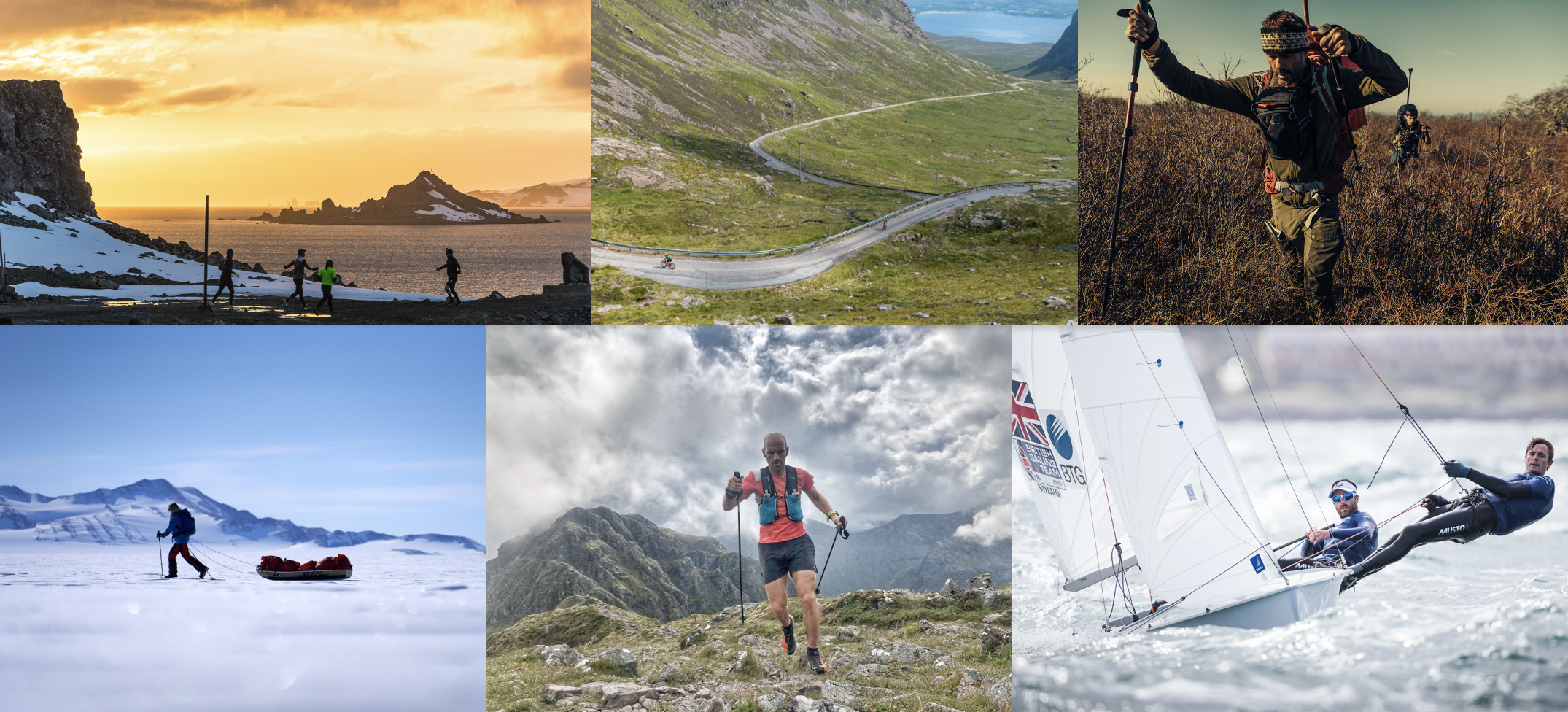 'Planning for Greatness' training plans from 12 top adventurers