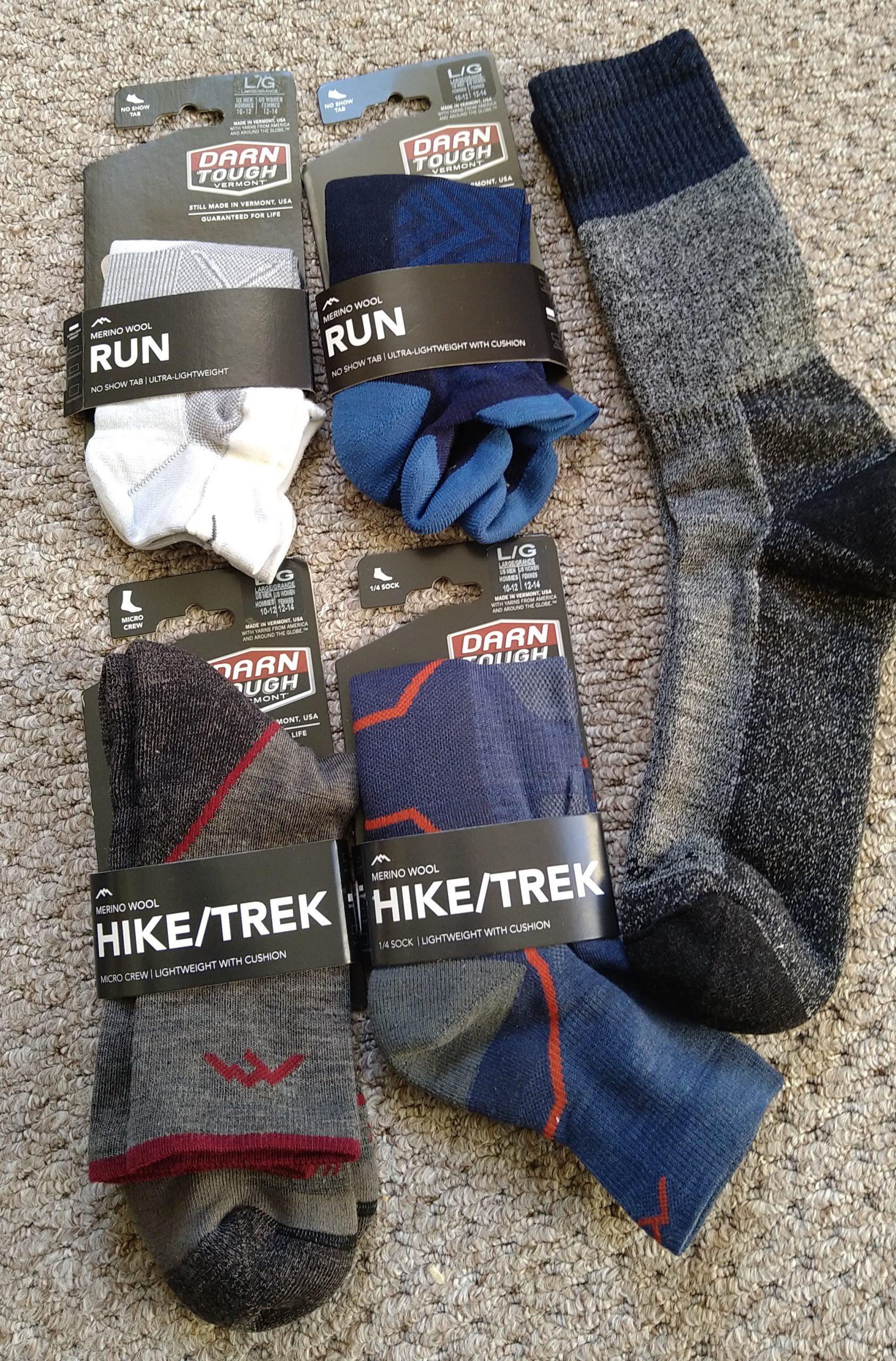 darn tough socks review