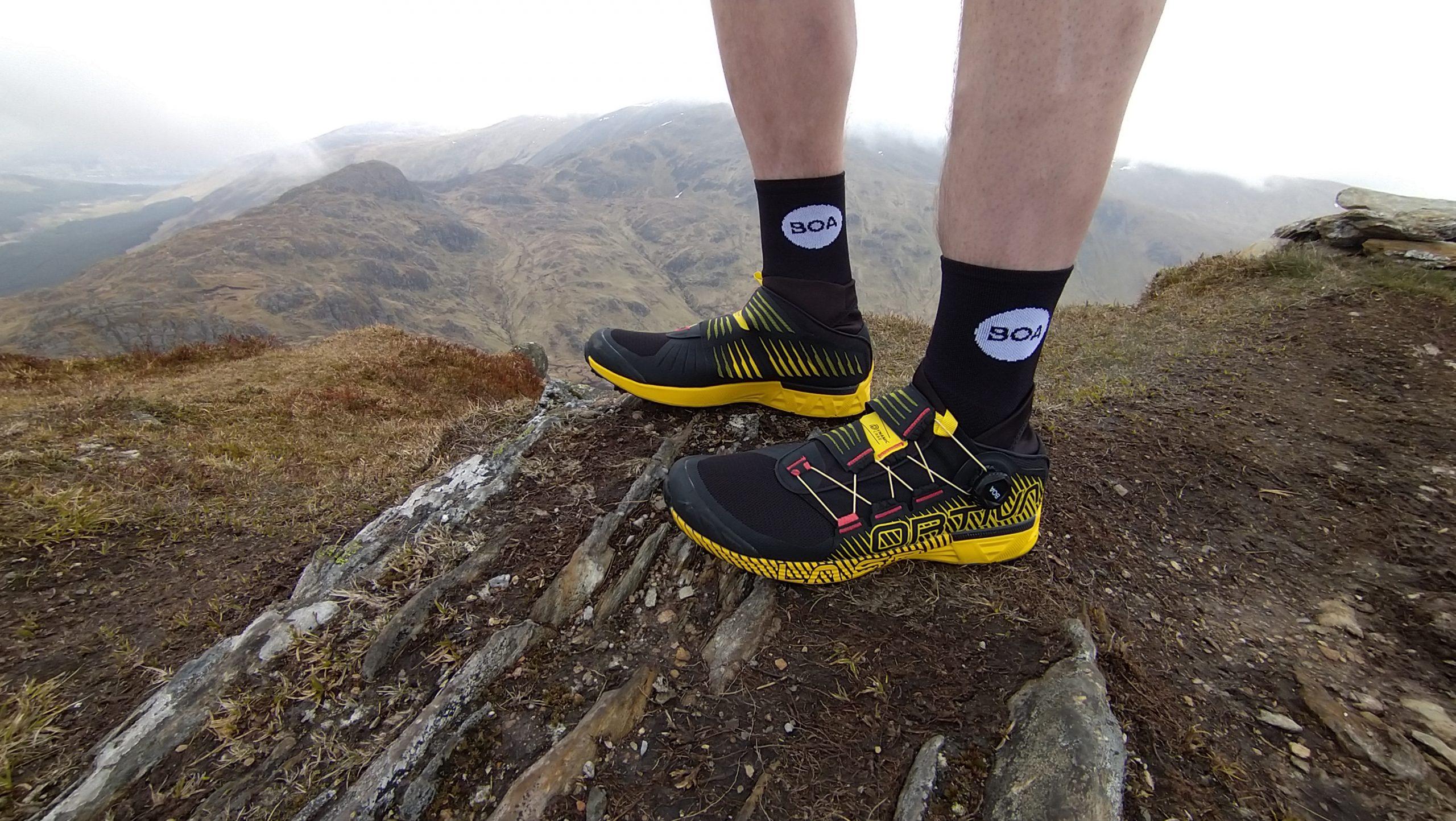 La Sportiva Cyklon trail running shoe review