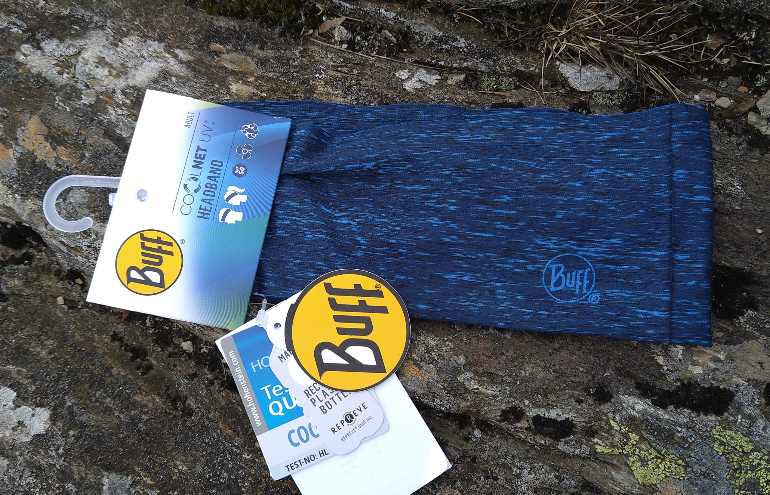 Check out the new CoolNet UV+ headband from Buff