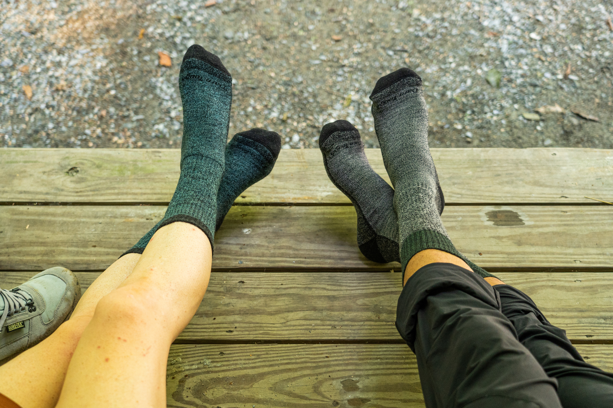We've worn Darn Tough socks and here's what we think
