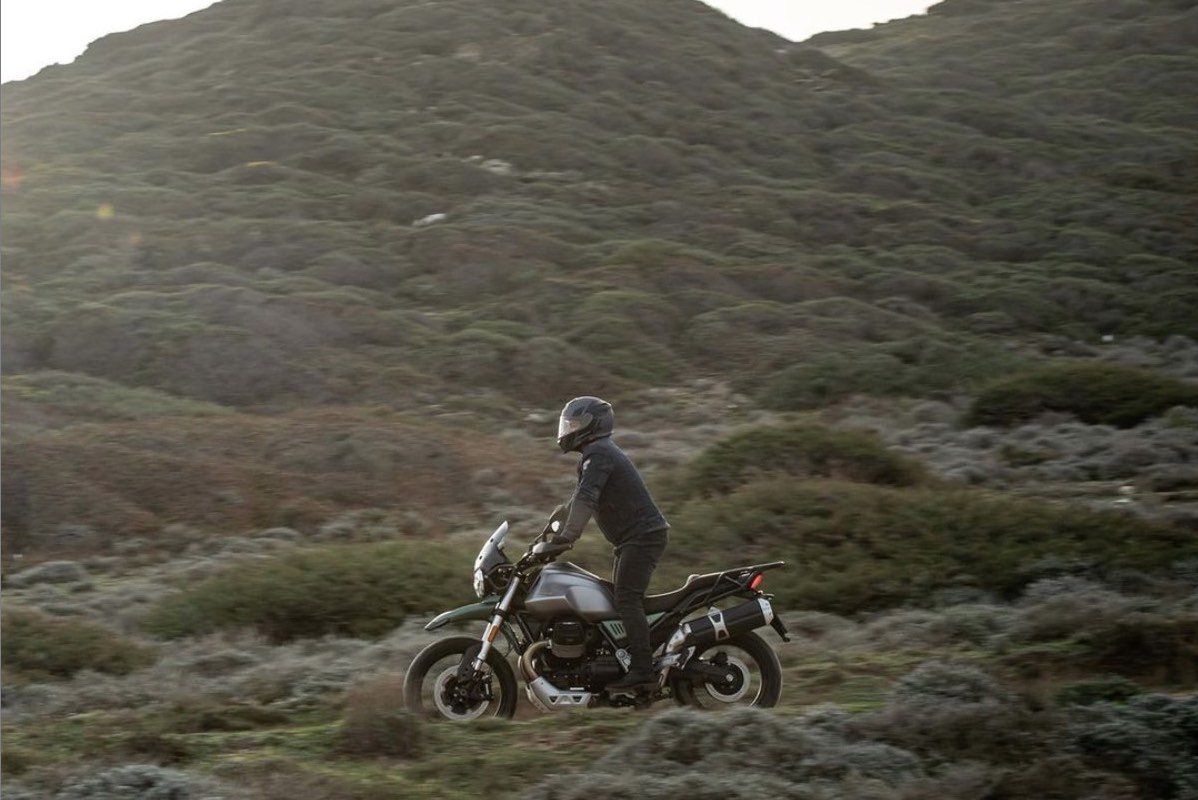 The origins of Moto Guzzi and its association with adventure