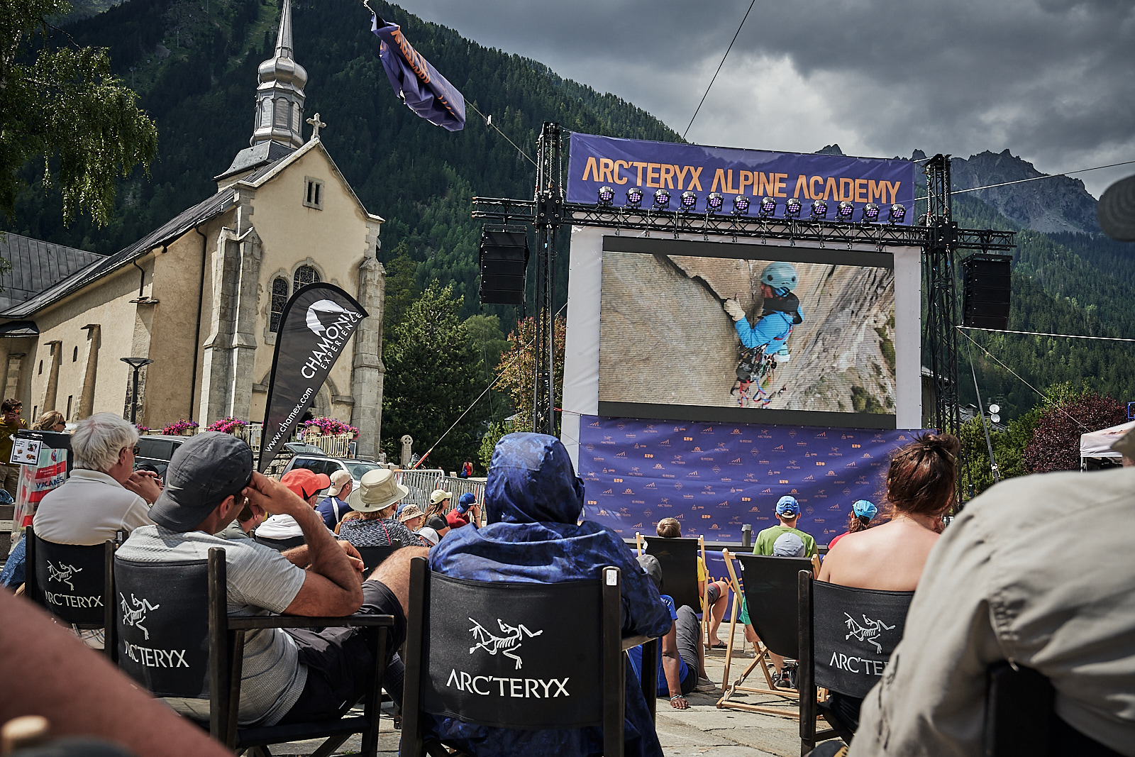 Sign up for free digital events from the Arc'teryx Alpine Academy