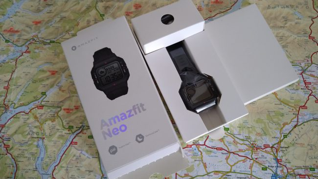 amazfit neo review