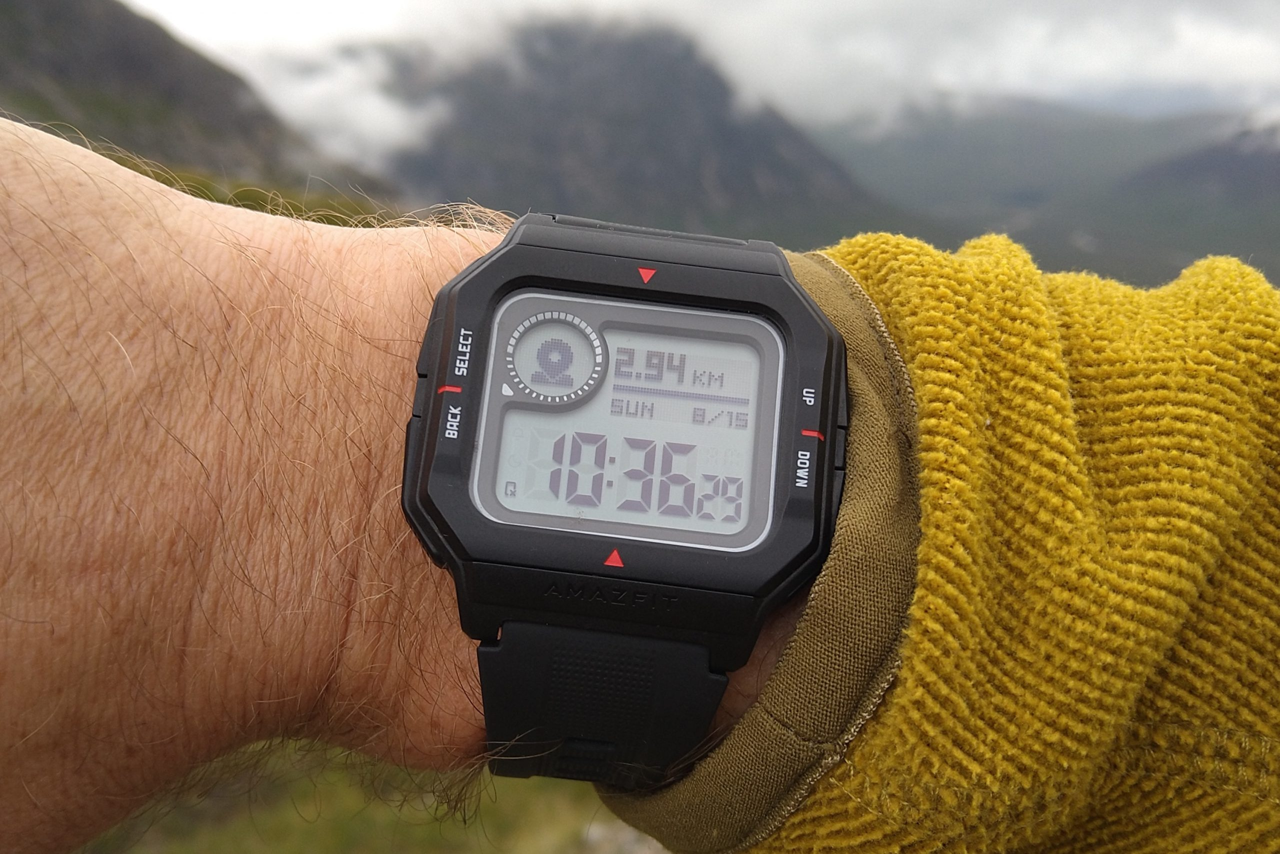 Amazfit Neo watch review