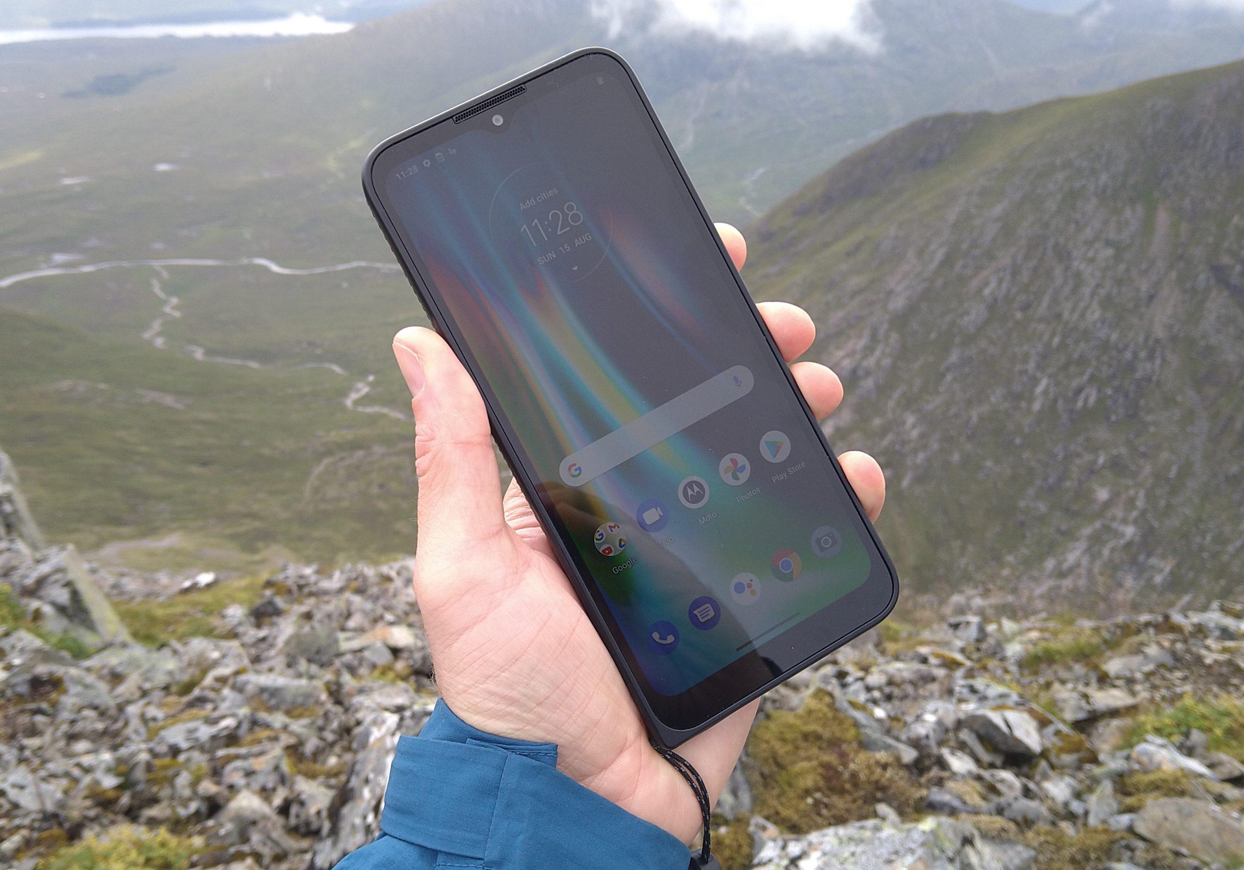 Motorola Defy smartphone review
