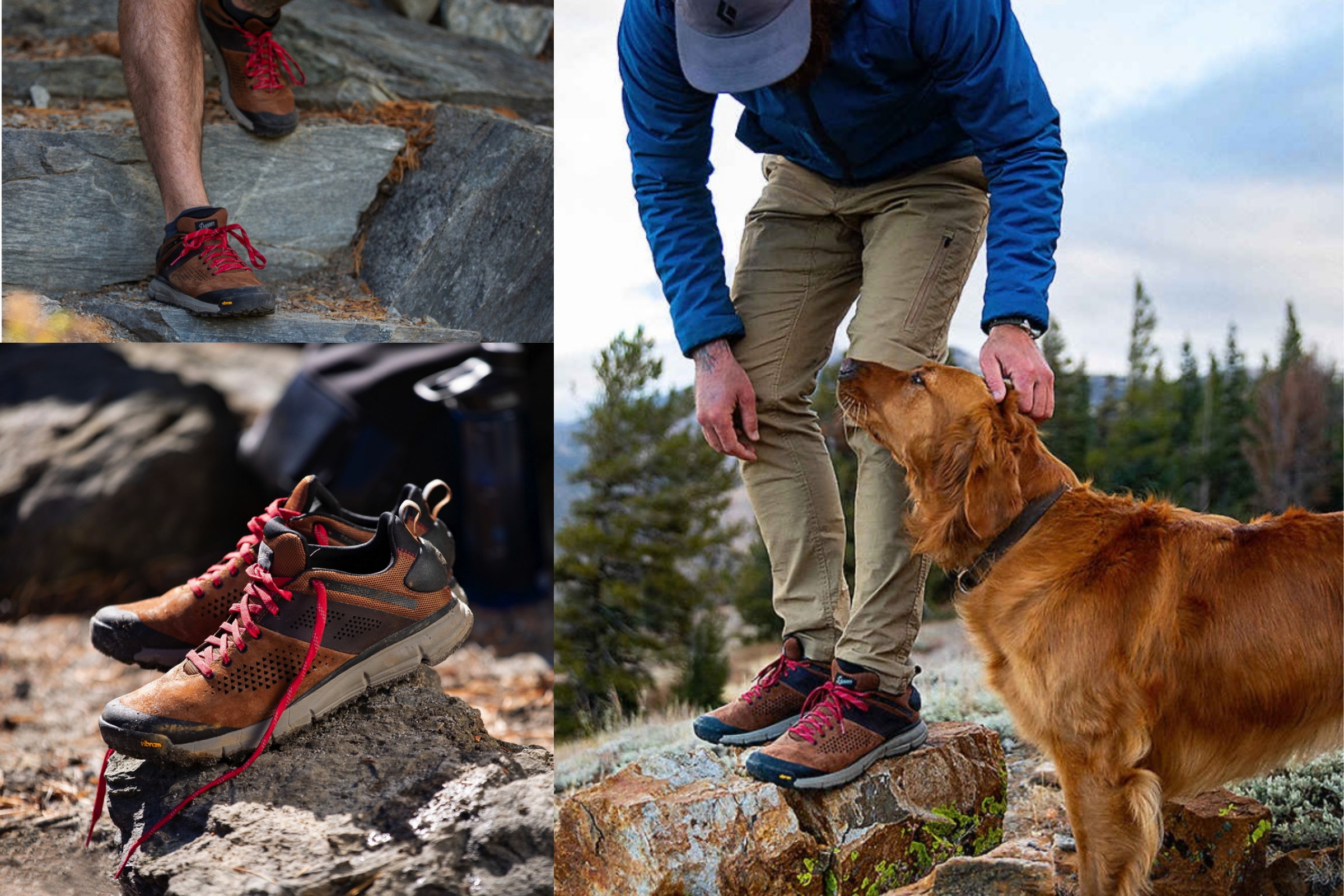 A look at the Danner Trail 2650 hiking shoes