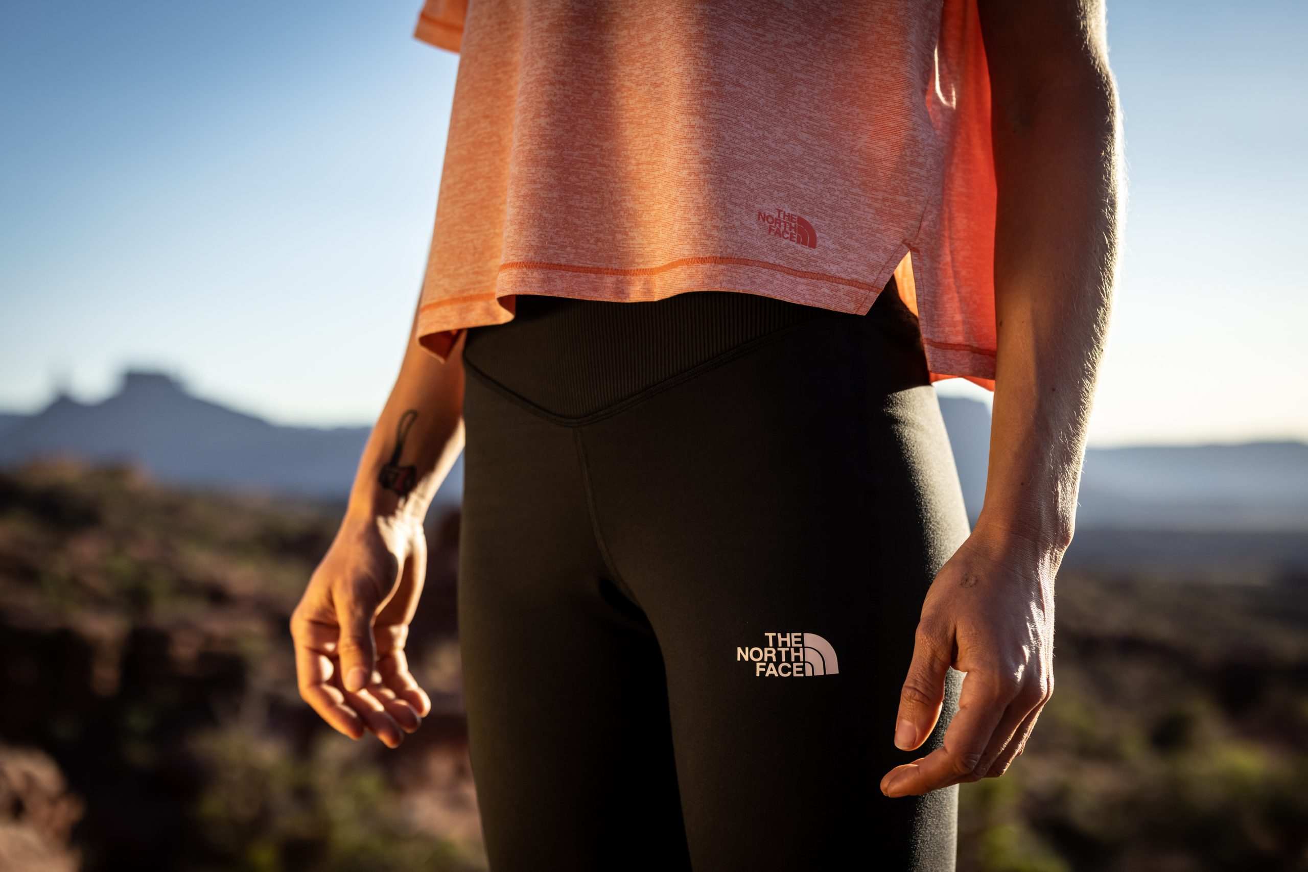 New 'Active Trail' hiking collection for women is colour co-ordinated