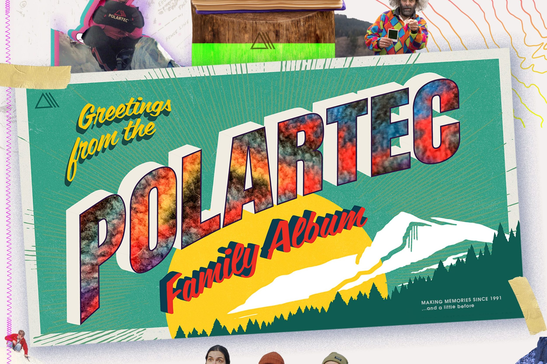 Vintage-fleece loveliness in the Polartec Family Album