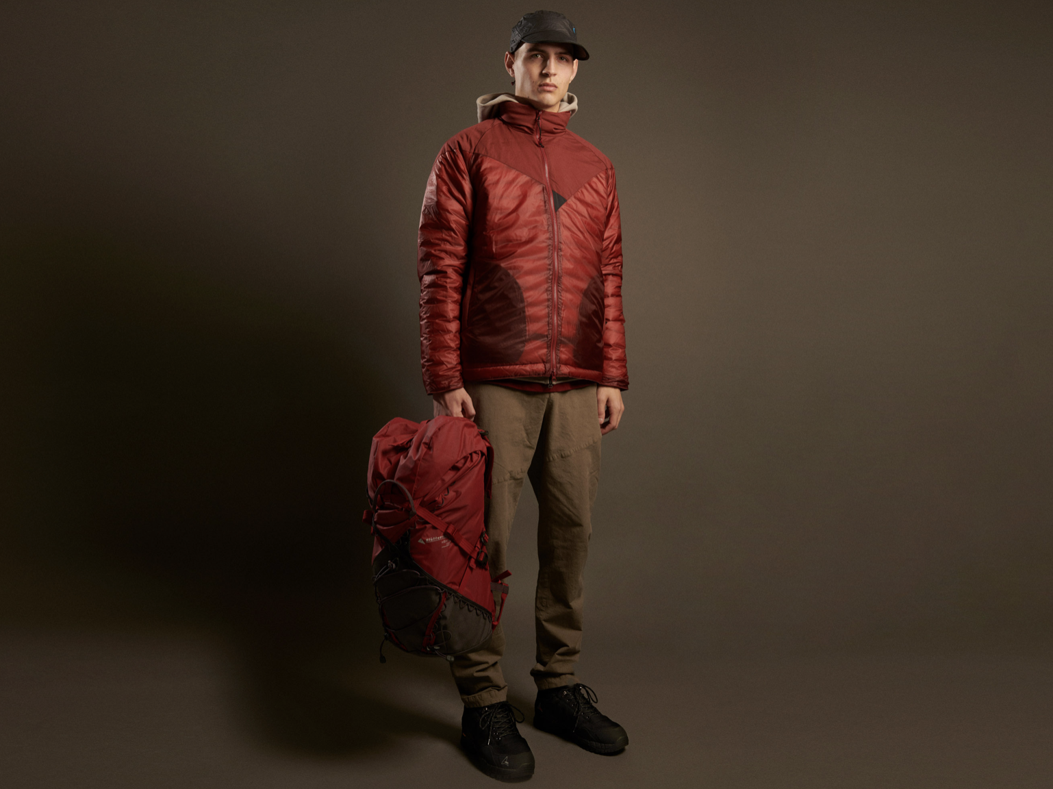 New 'Off The Mountain' collection from Klättermusen